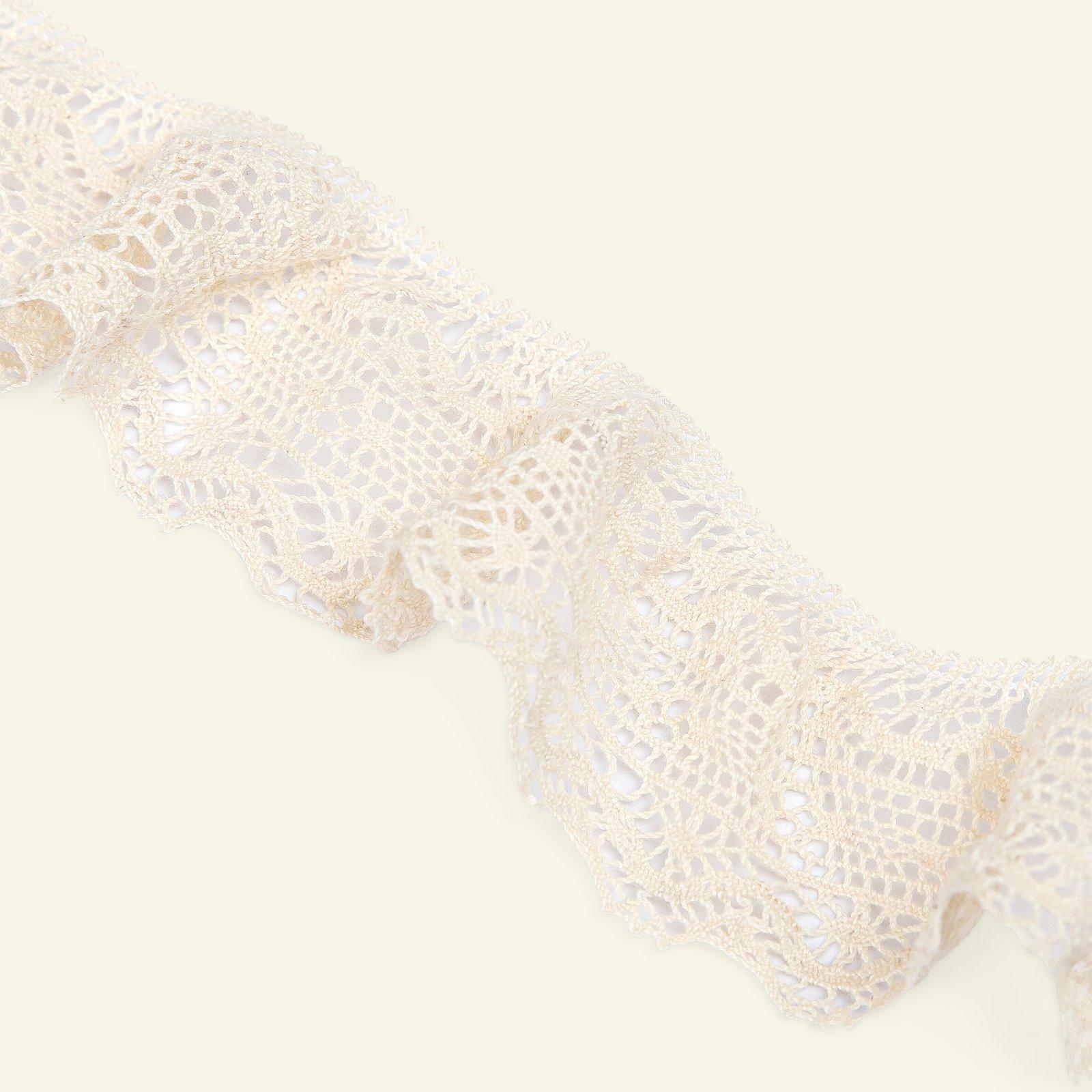 Lace stretch 45mm nature 1,5m 25160_pack