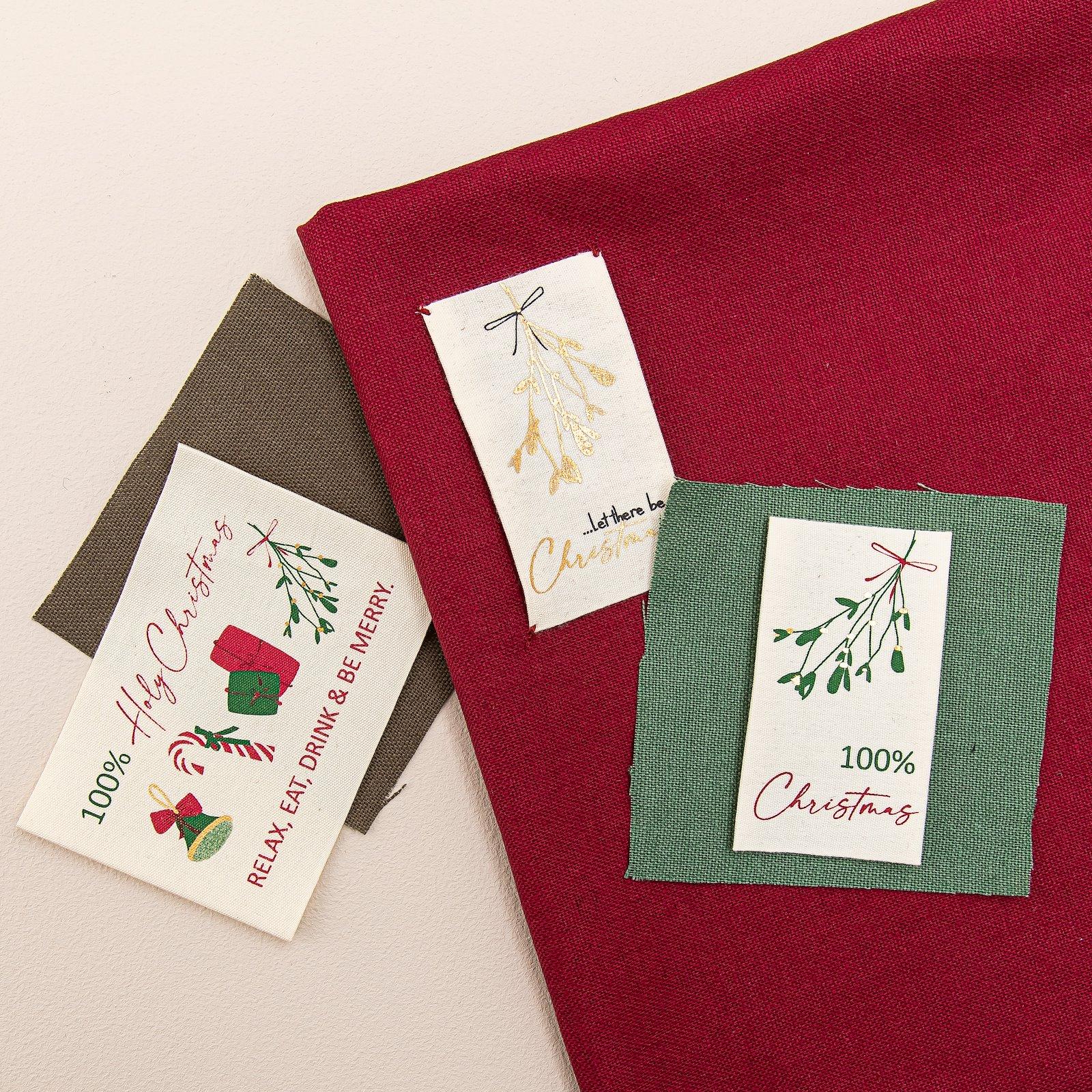 Linen/cotton bordeaux 410145_410130_410133_24860_24862_24861_bundle