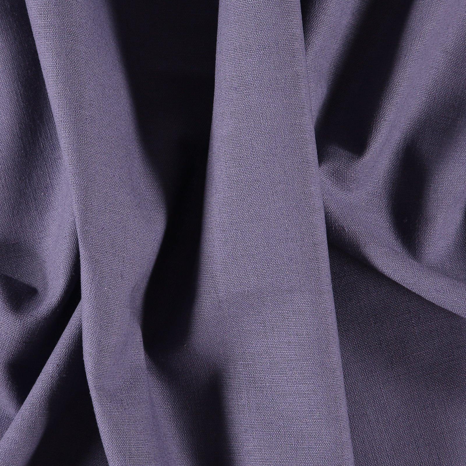 Linen/cotton dark dusty purple 410138_pack