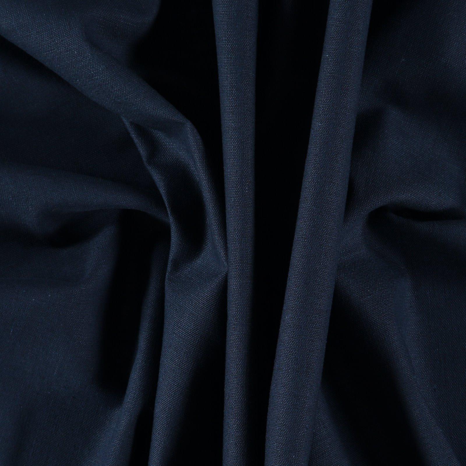 Linen/cotton deep navy 410136_pack
