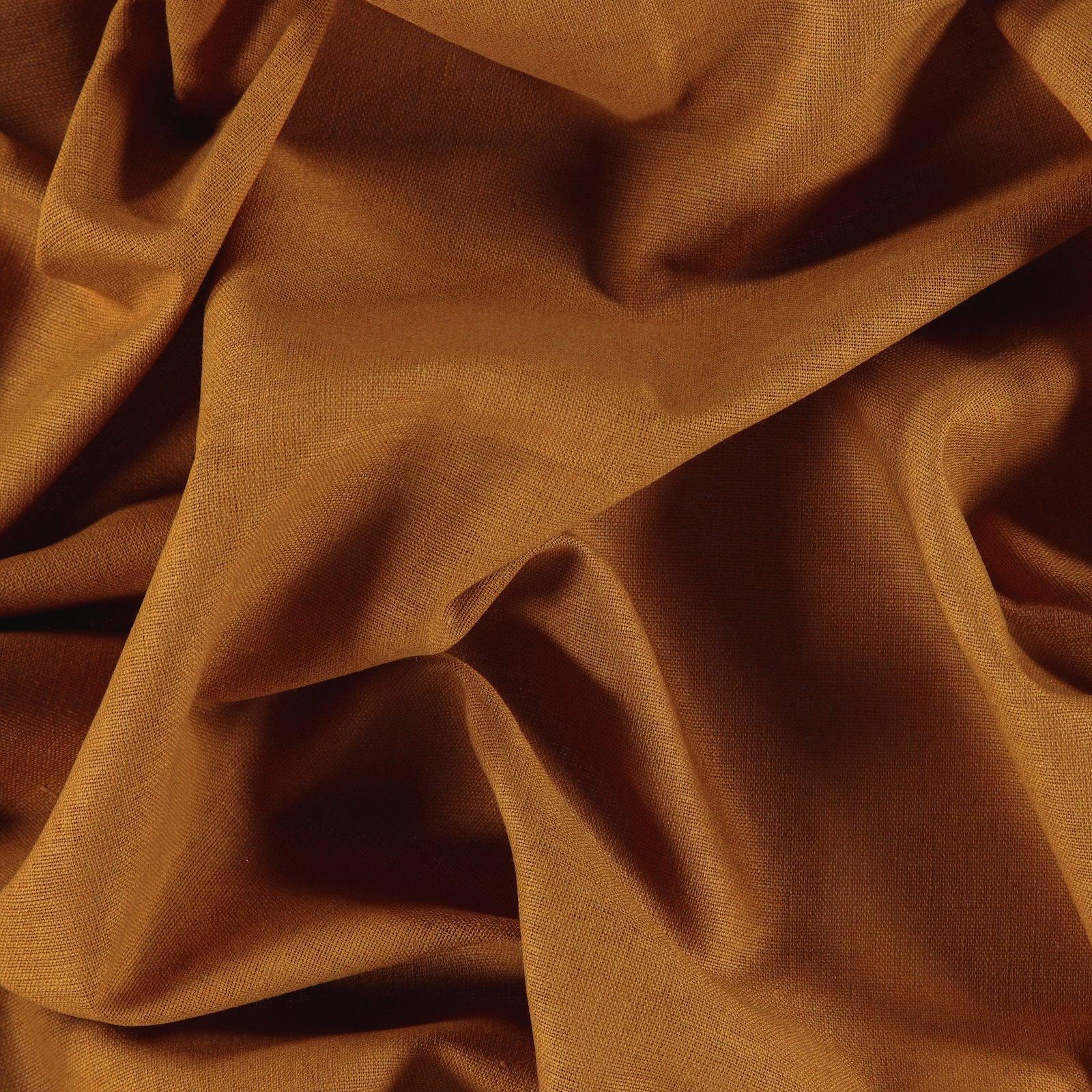 Linen/cotton golden brown 410128_pack