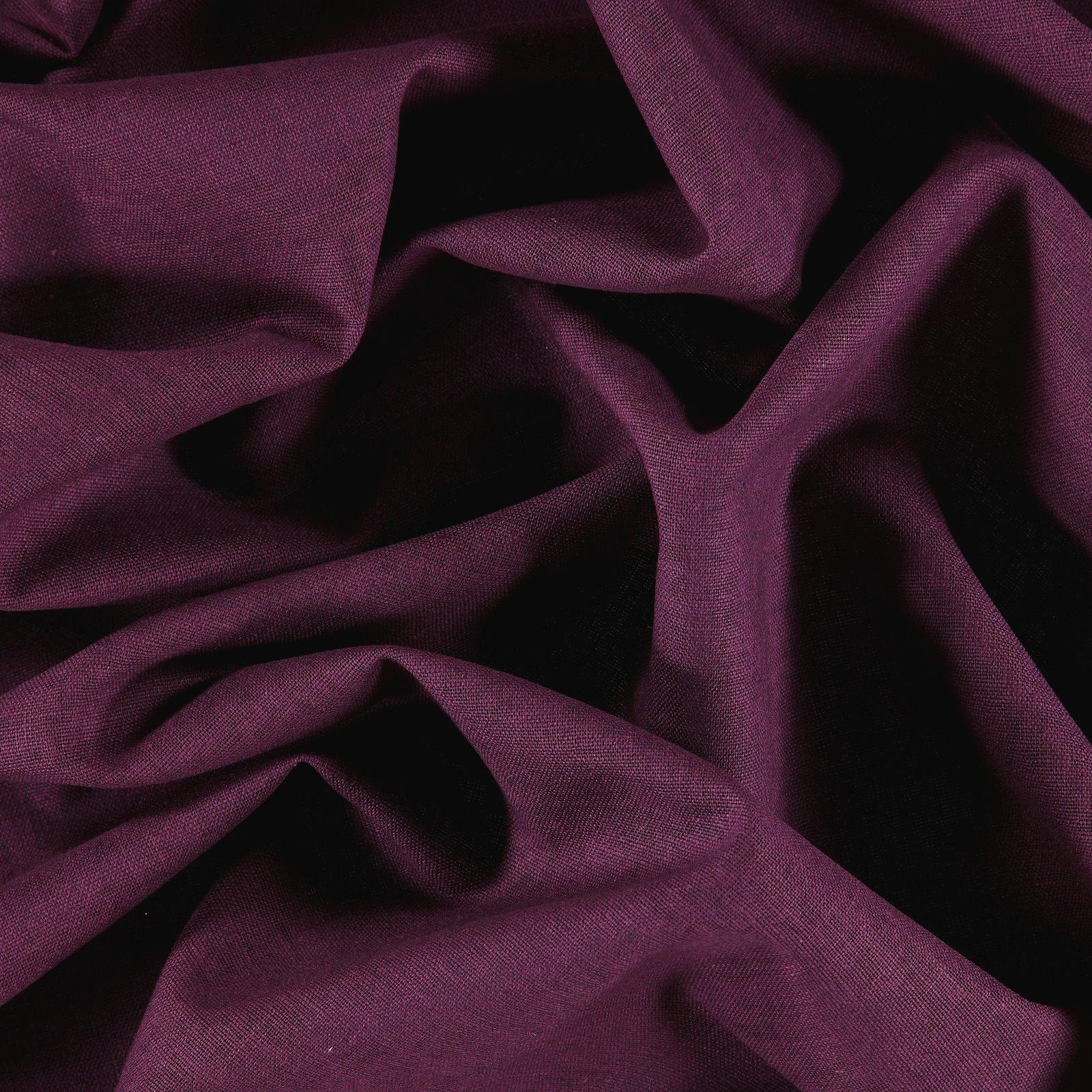 Linen/cotton light eggplant 410127_pack
