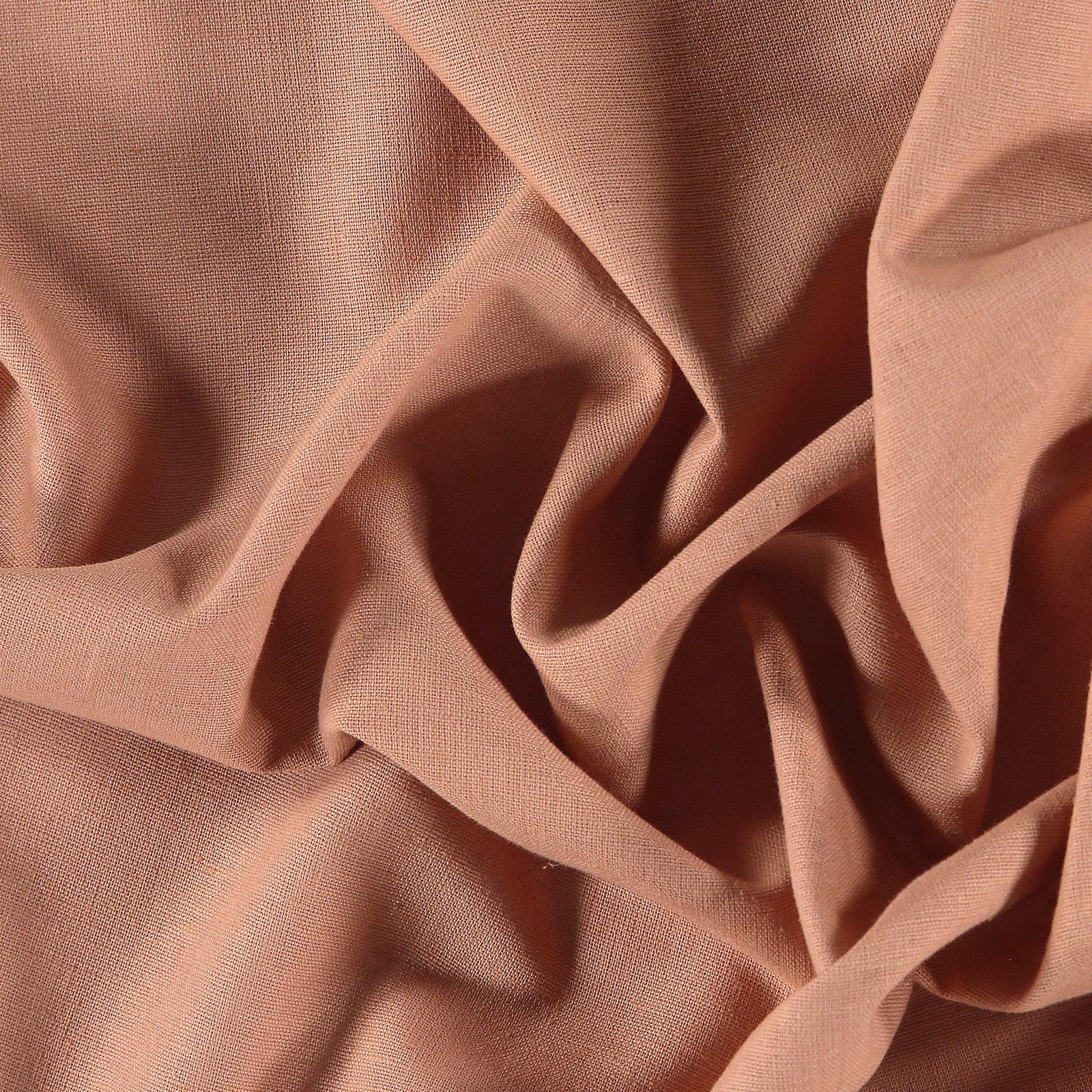 Linen/cotton light terracotta 410132_pack
