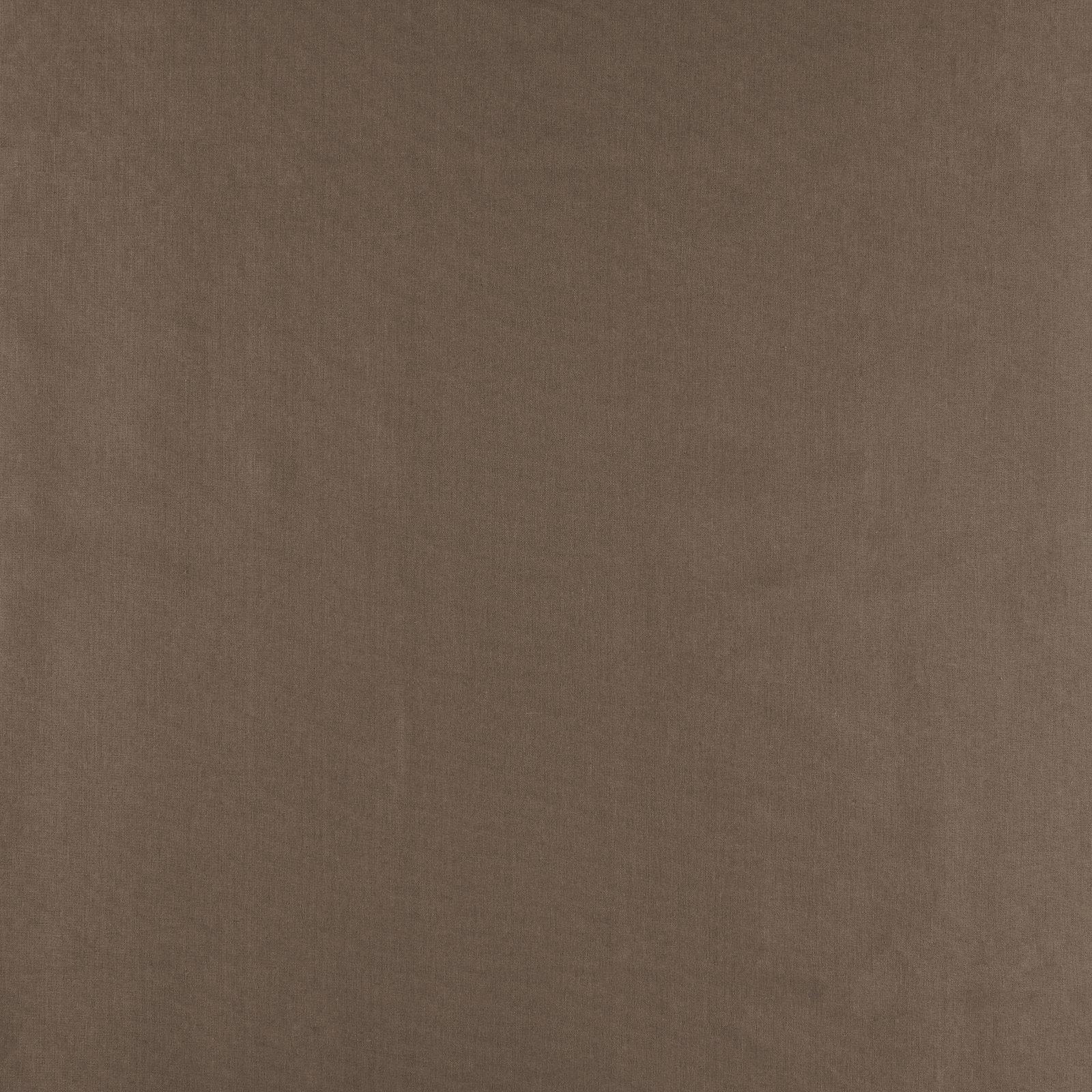 Linen/cotton light walnut 410126_pack_solid