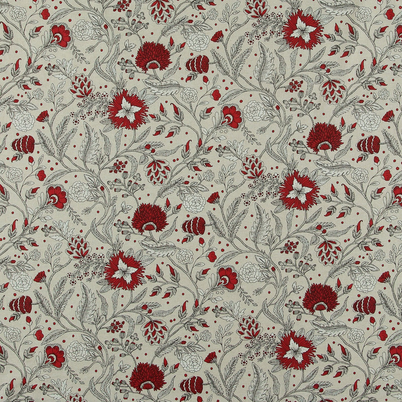 Linen look with red and white flowers 760299_pack_sp
