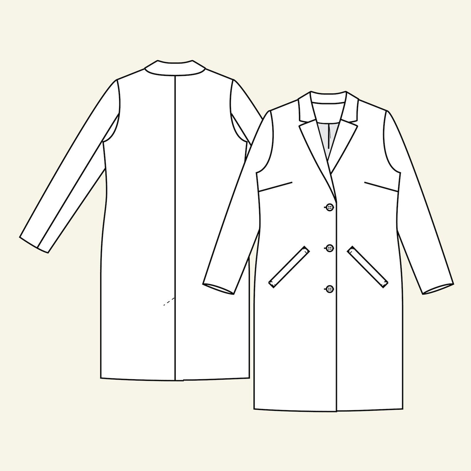 Long coat, 44/16 p24041_pack