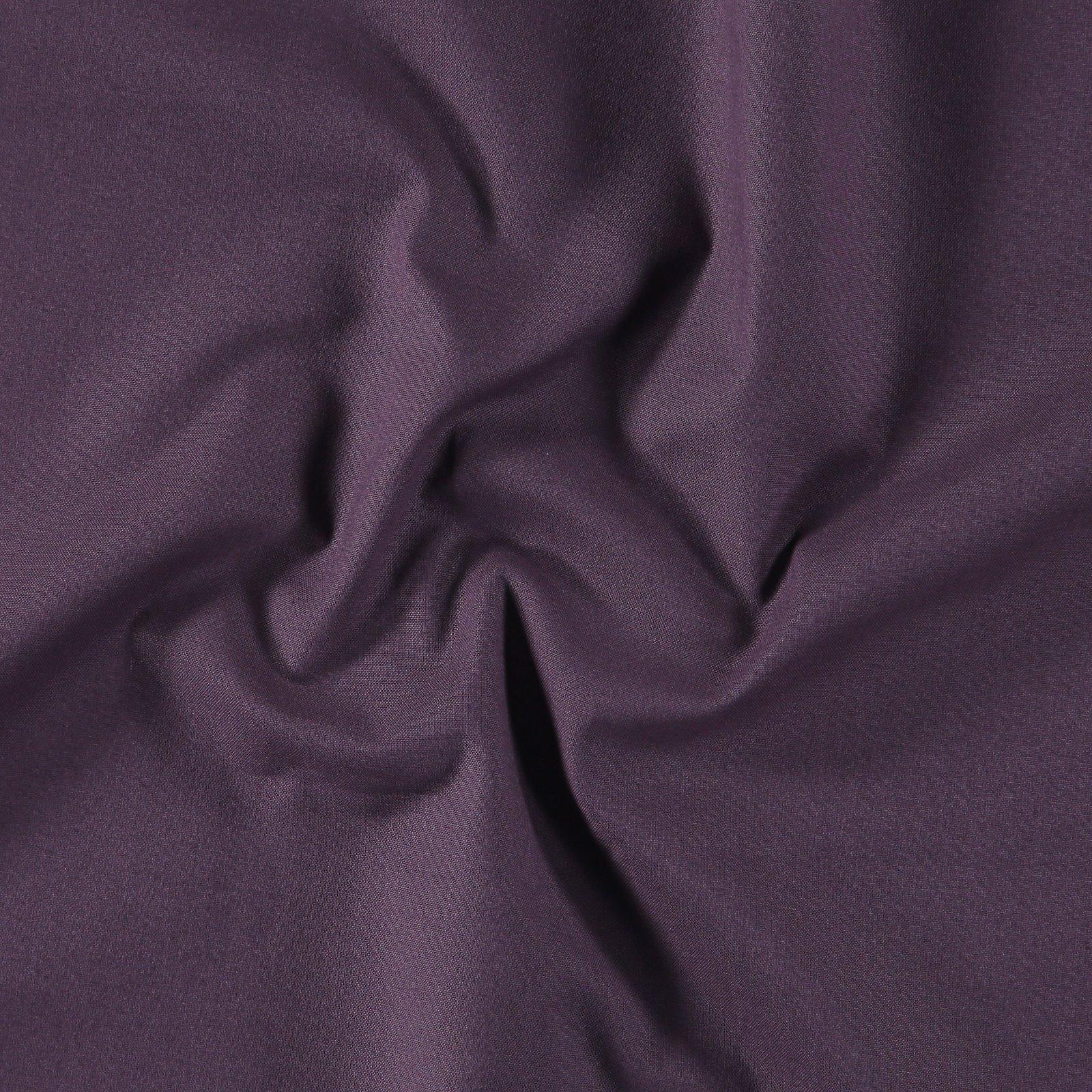 Luxury cotton dark plum 4304_pack