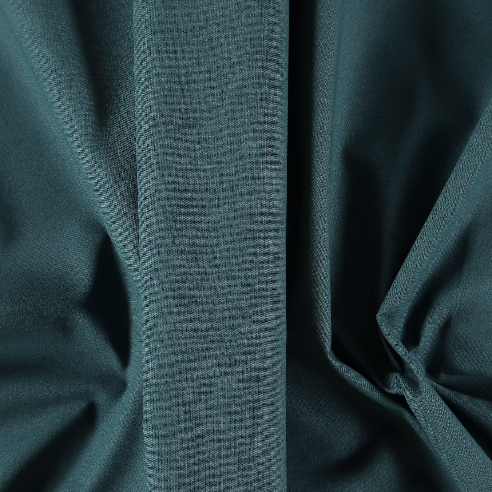 Luxury cotton petrol green 4354_pack