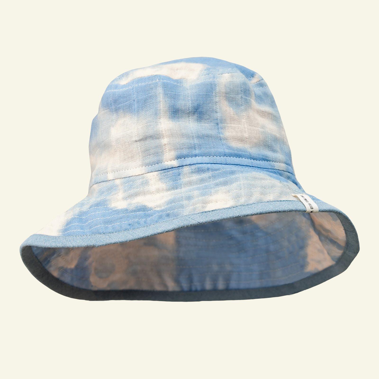 Muslin blue/white batik p84501_501832_64039_sskit