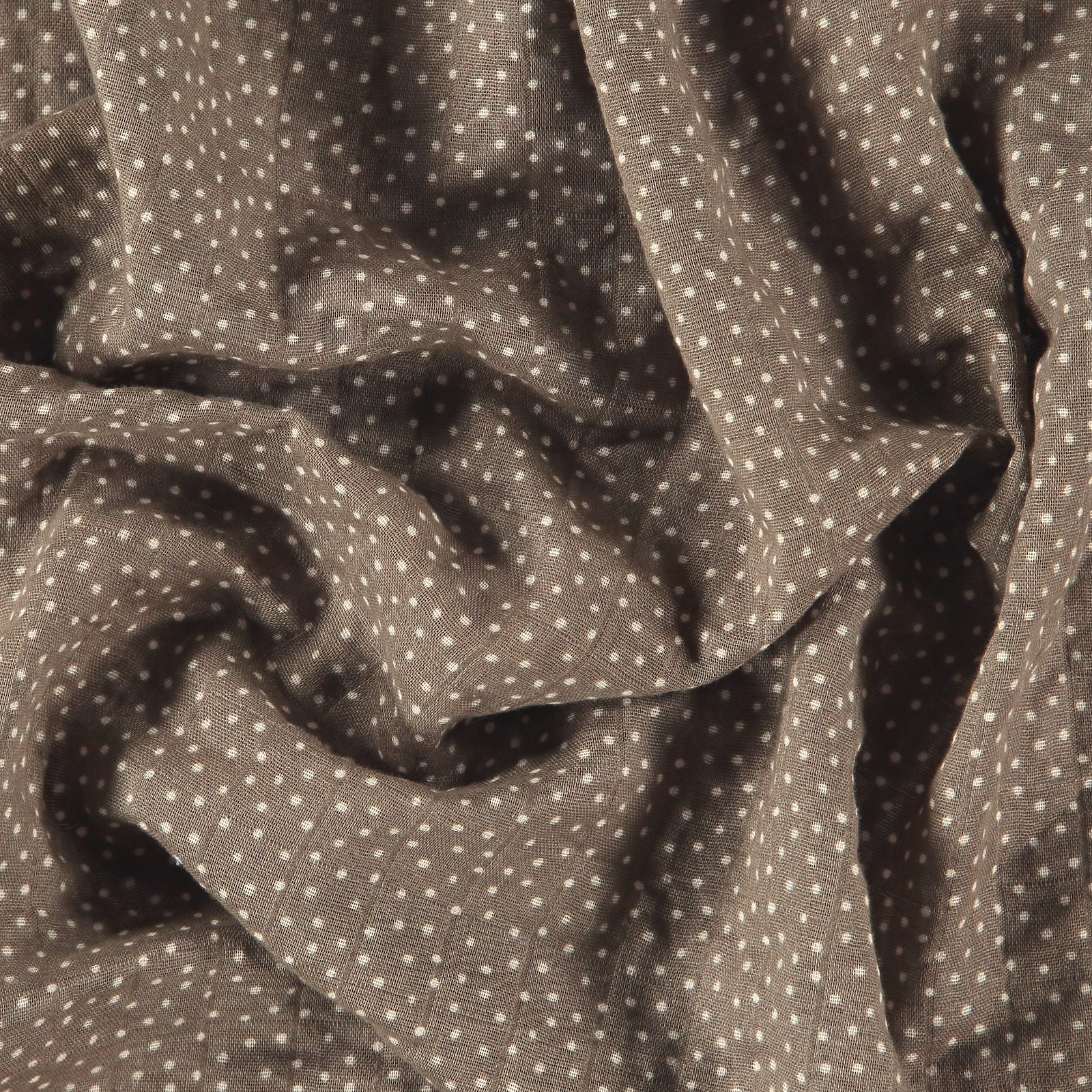 Muslin brown with dots 501833_pack_b