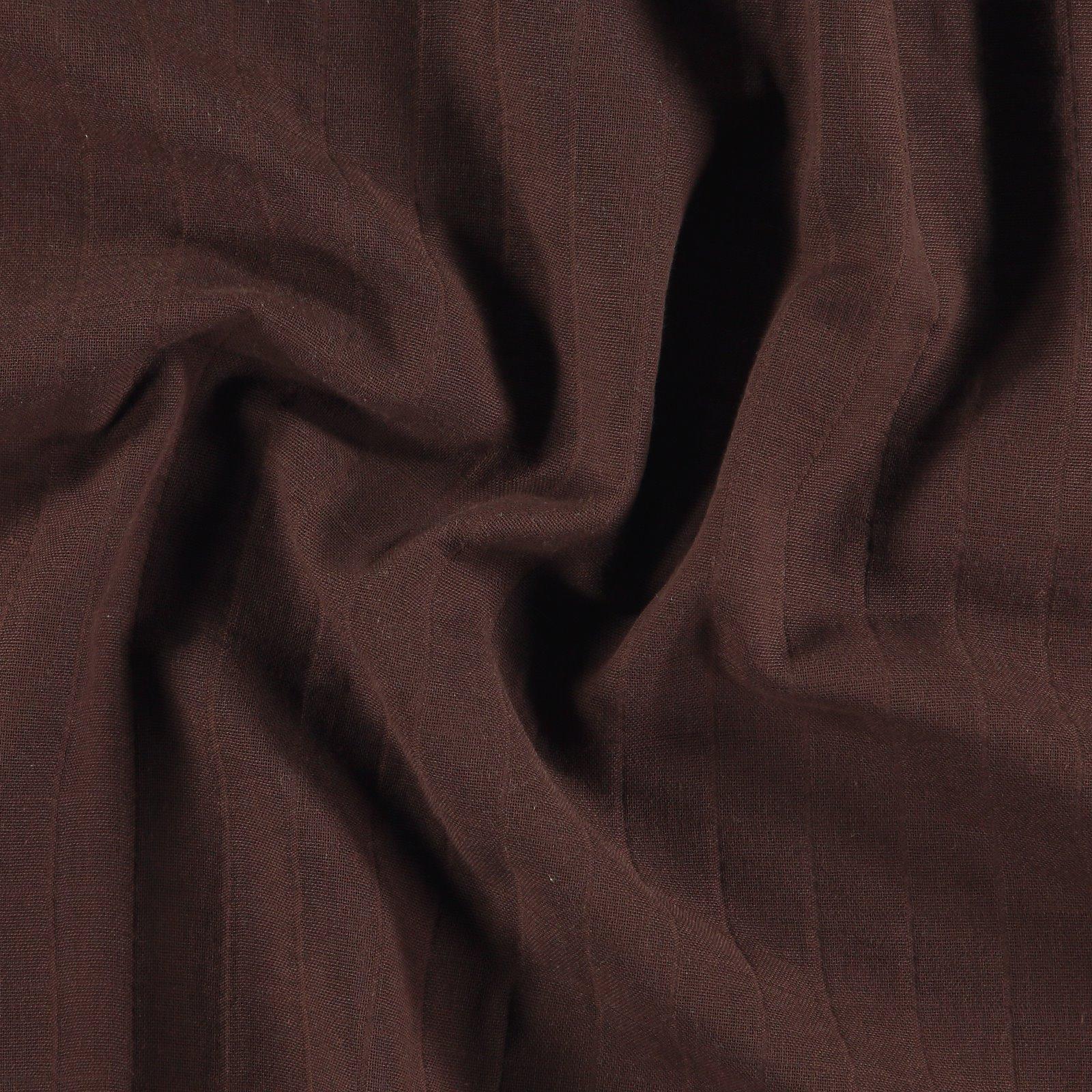Muslin chestnut brown 501892_pack