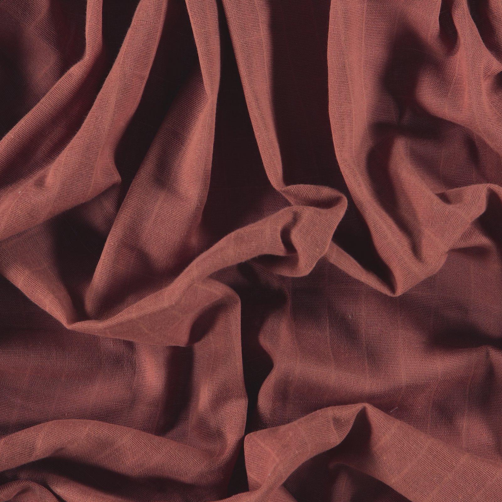 Muslin dusty red 501595_pack