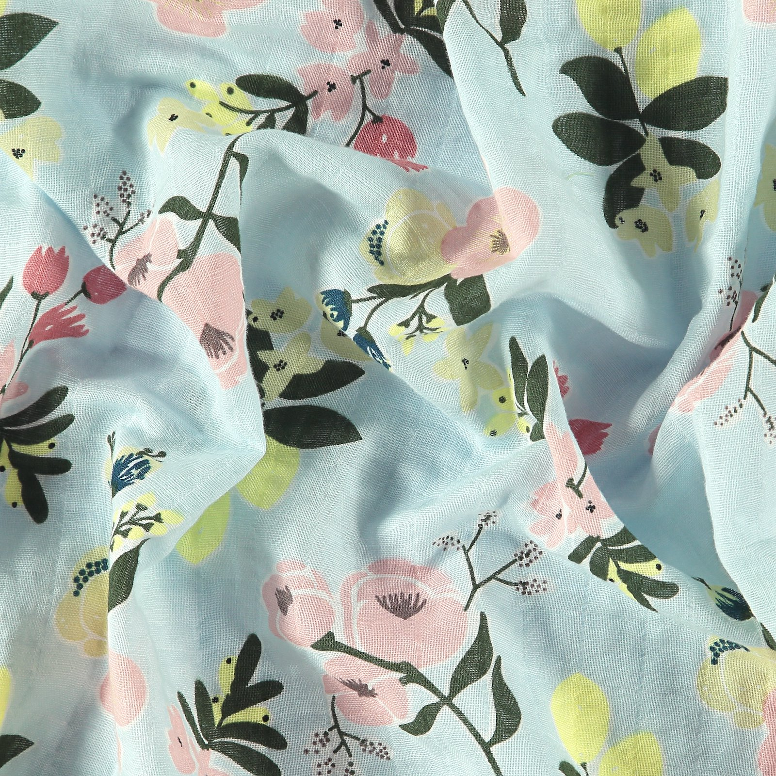 Muslin light blue with flowers 501858_pack_b