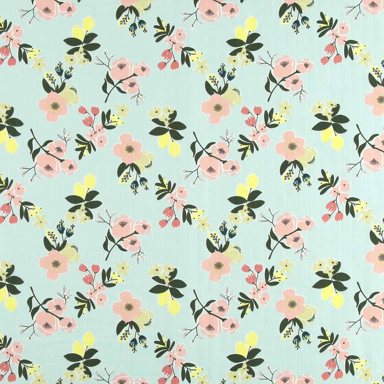 Muslin light blue with flowers 501858_pack_sp