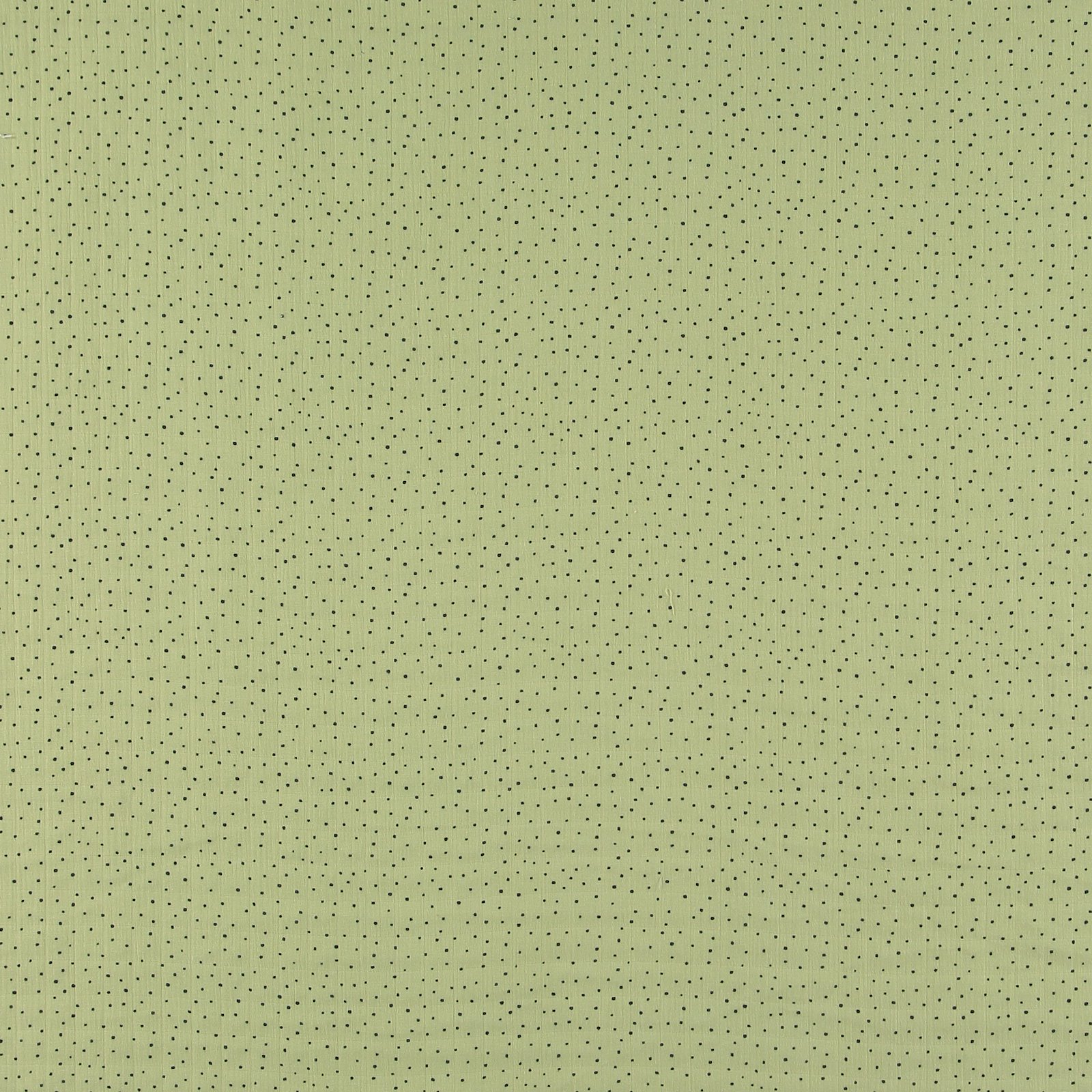 Muslin light sage with small dots 501889_pack_sp