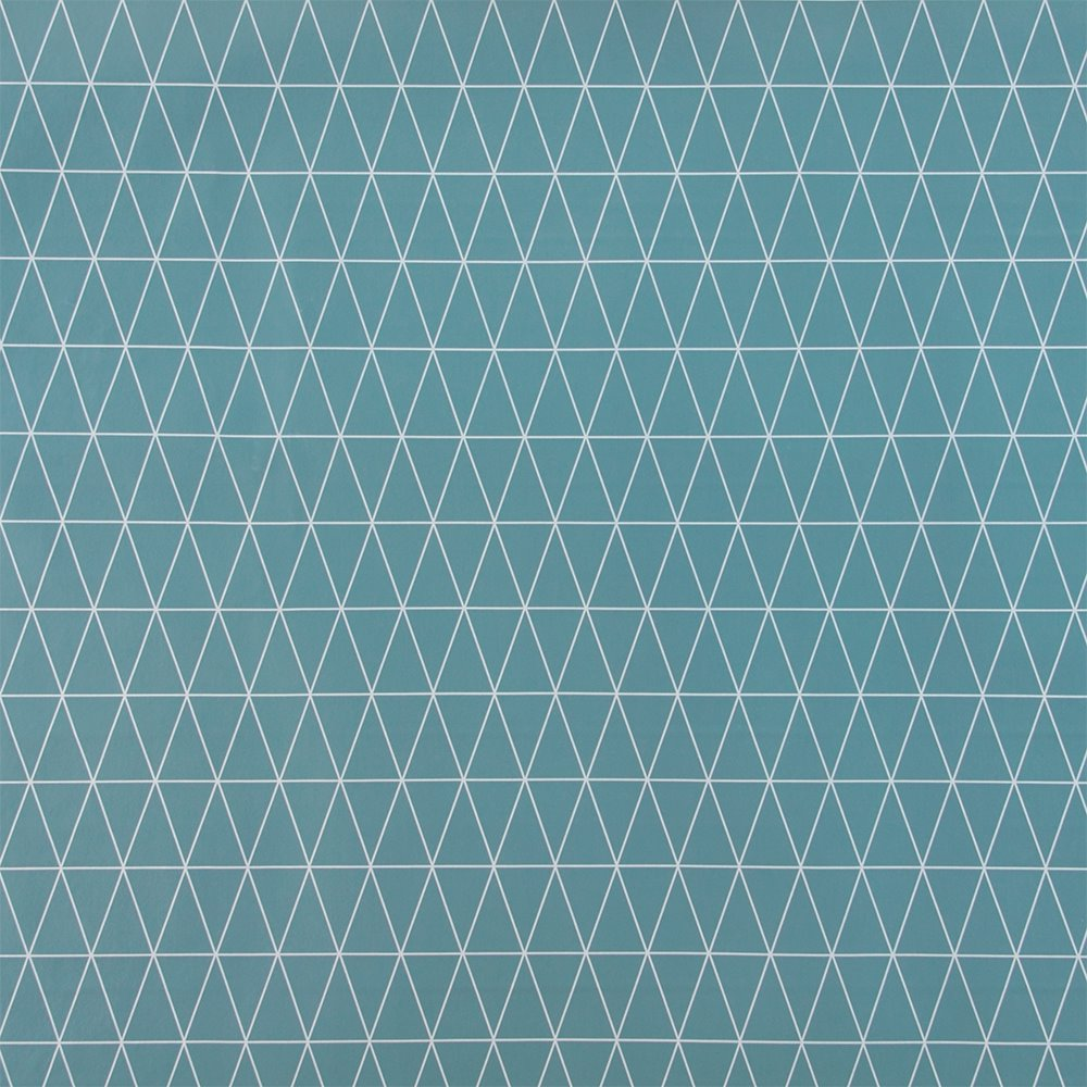Non-woven oilcloth dusty blue w graphic 861485_pack_sp