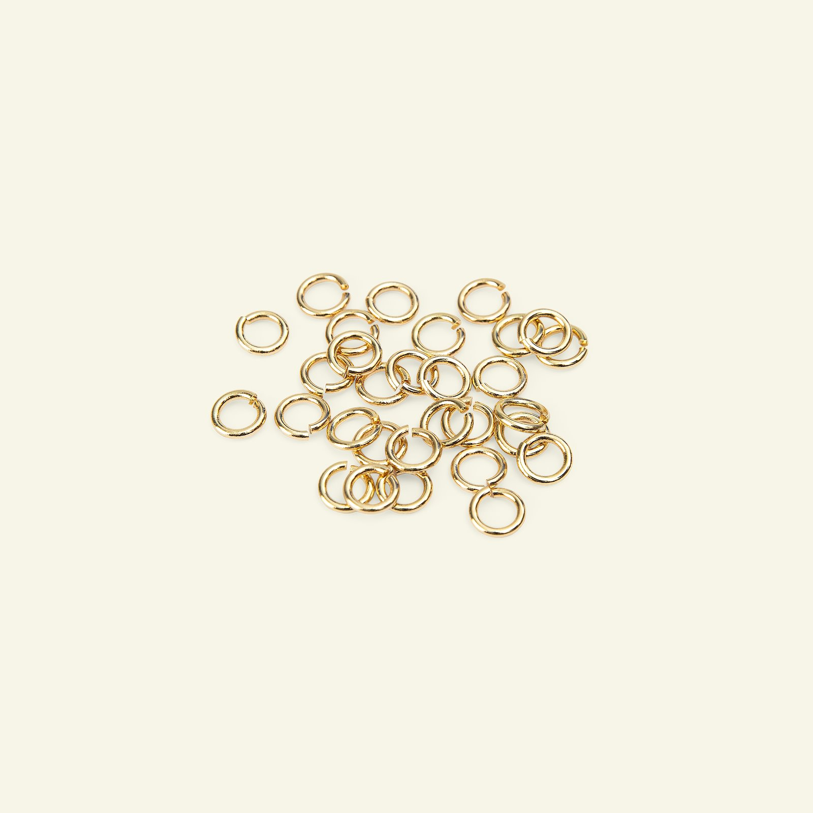 O-Ring 7mm/3,5mm Gold, 30 St. 48500_pack