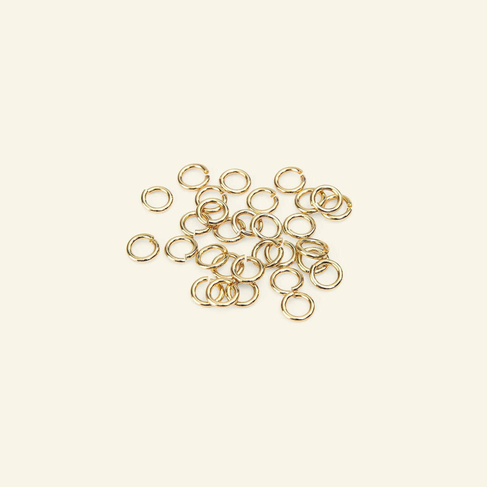 O-ring 7mm/3,5mm gold 30pcs 48500_pack