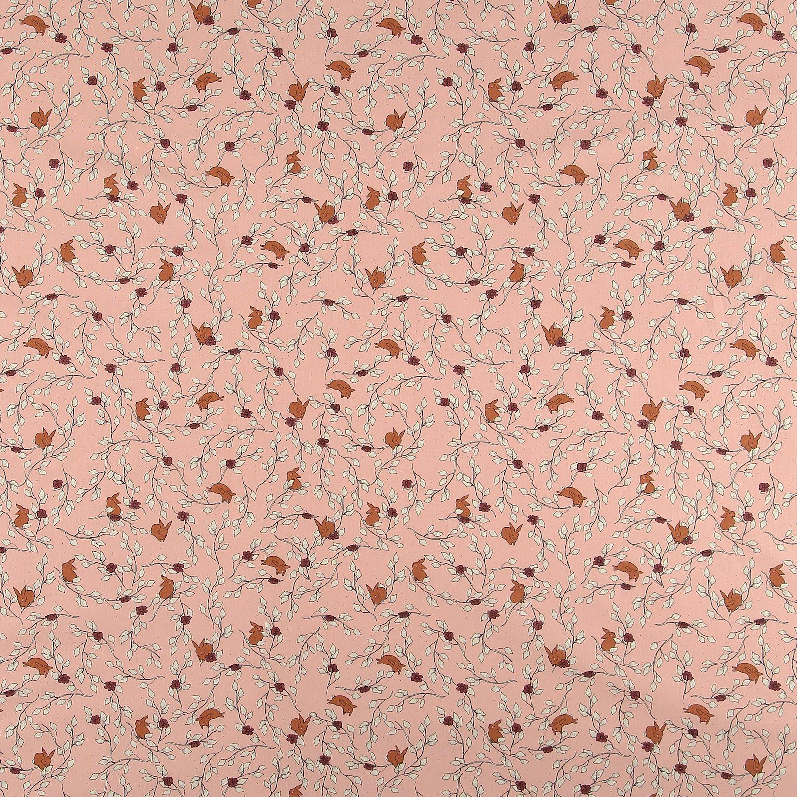 Organic Baumwolle, Puder mit Kaninchen 780374_pack_sp