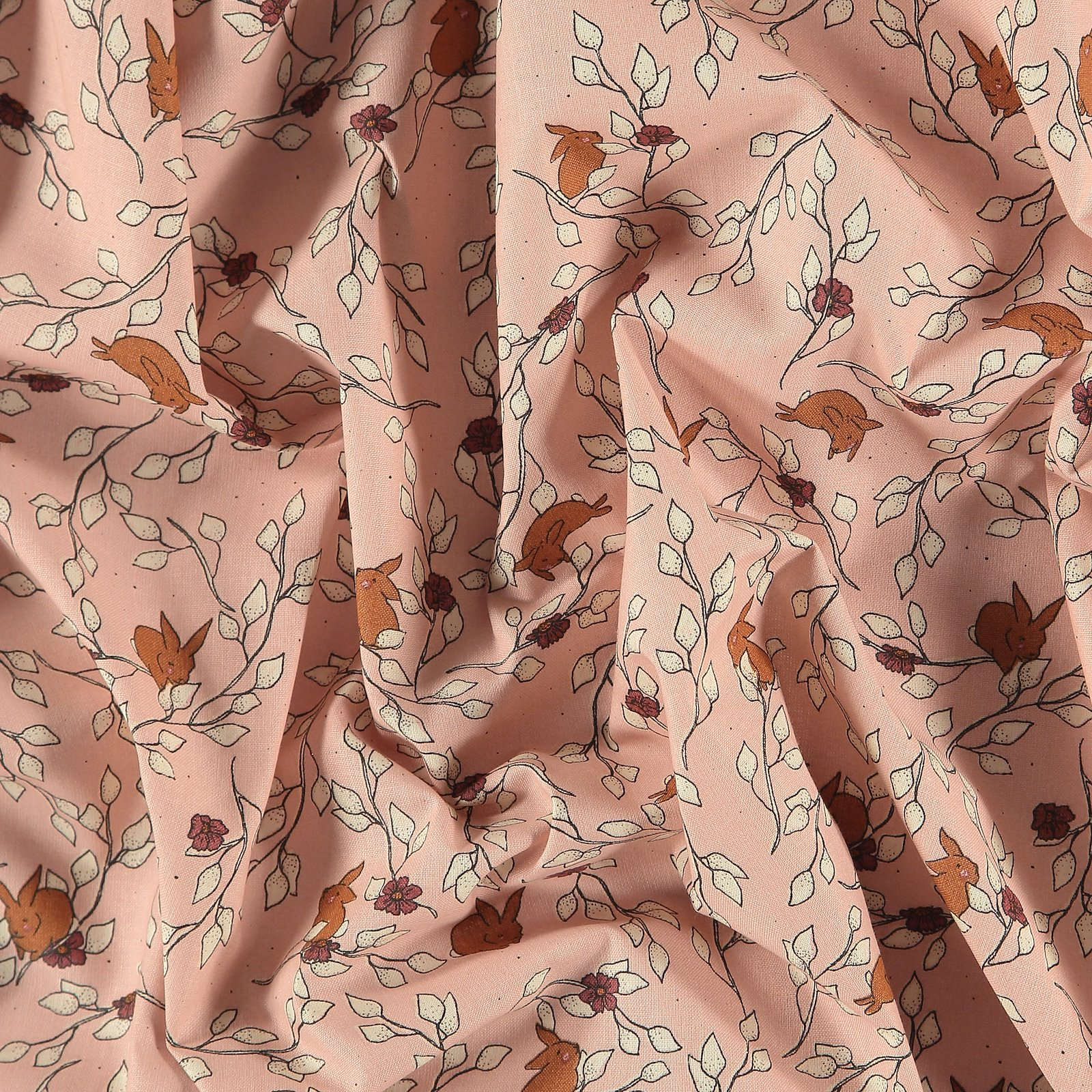 Organic Baumwolle, Puder mit Kaninchen 780374_pack