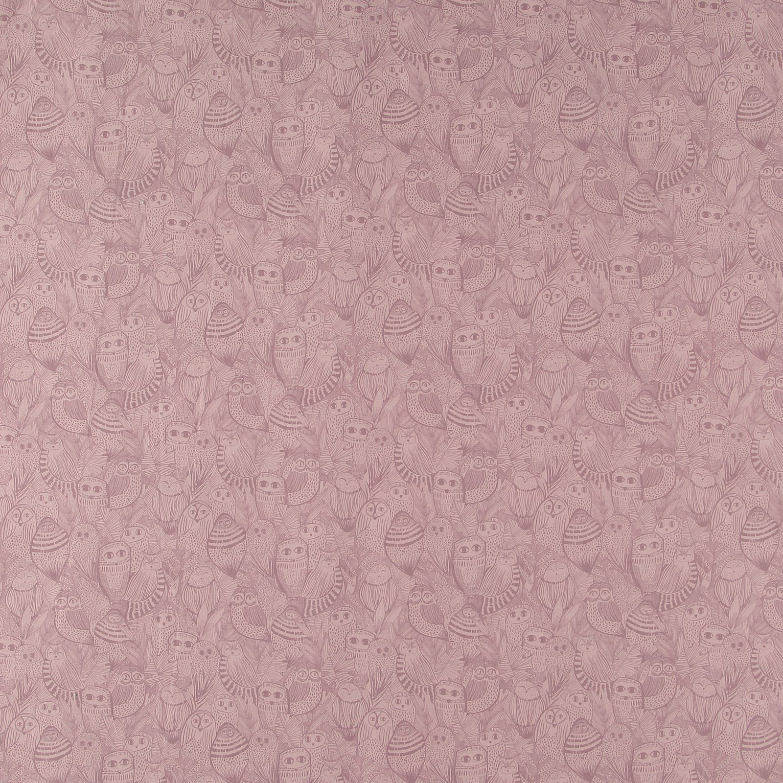 Organic cotton dusty pink with owls 780500_pack_sp