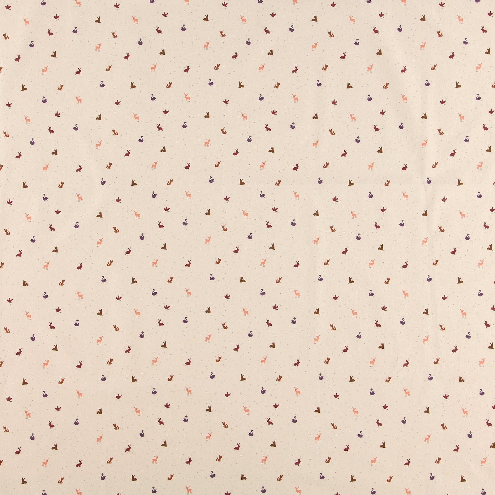 Organic cotton nature w dots and animals 780337_pack_sp