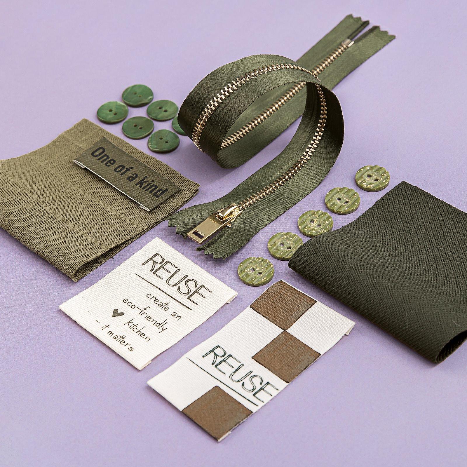 Organic patch kit REUSE/YES brown 2pcs 33539_24873_501893_24846_24847_z58627_3315_206144_bundle