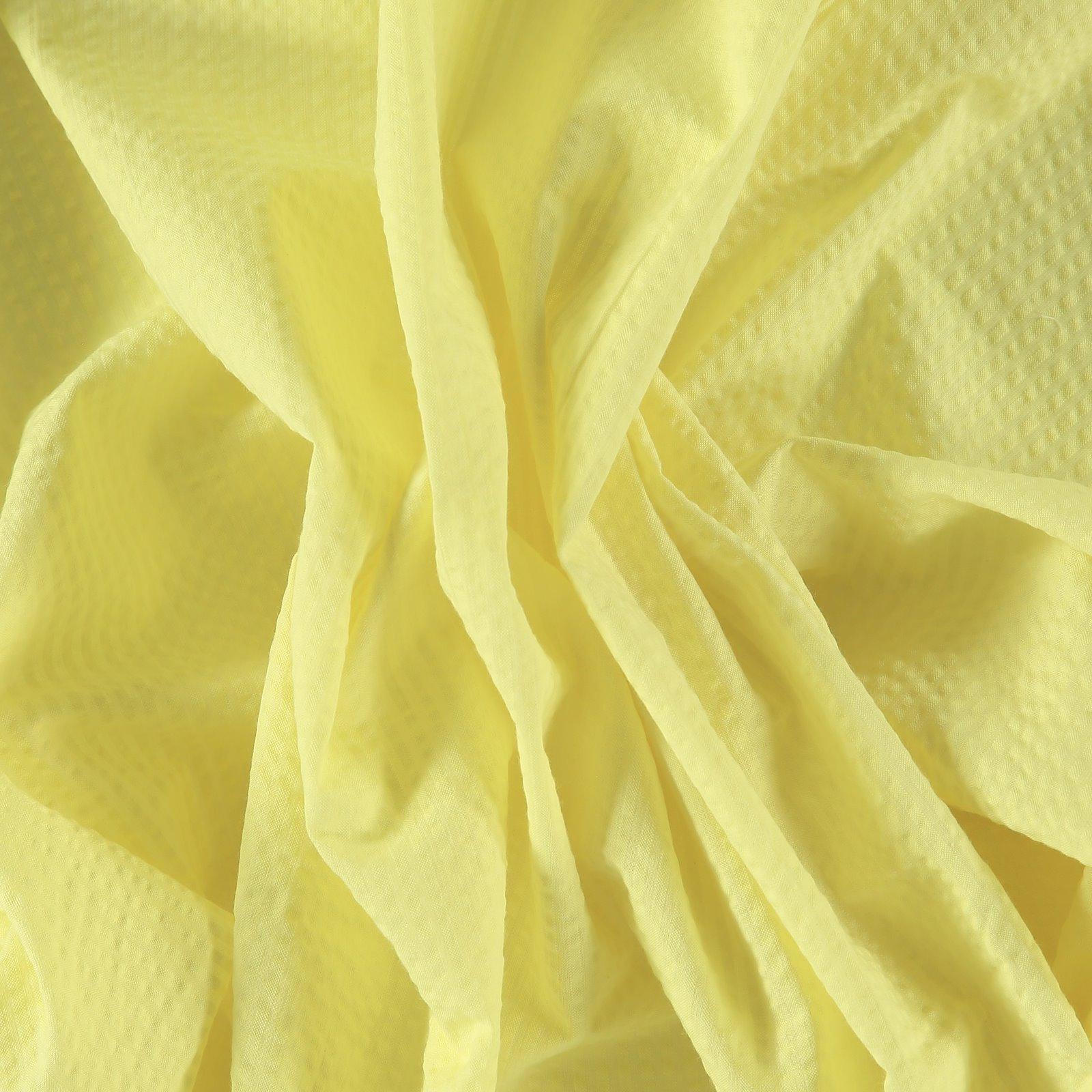 Organic seersucker light lemon 580043_pack