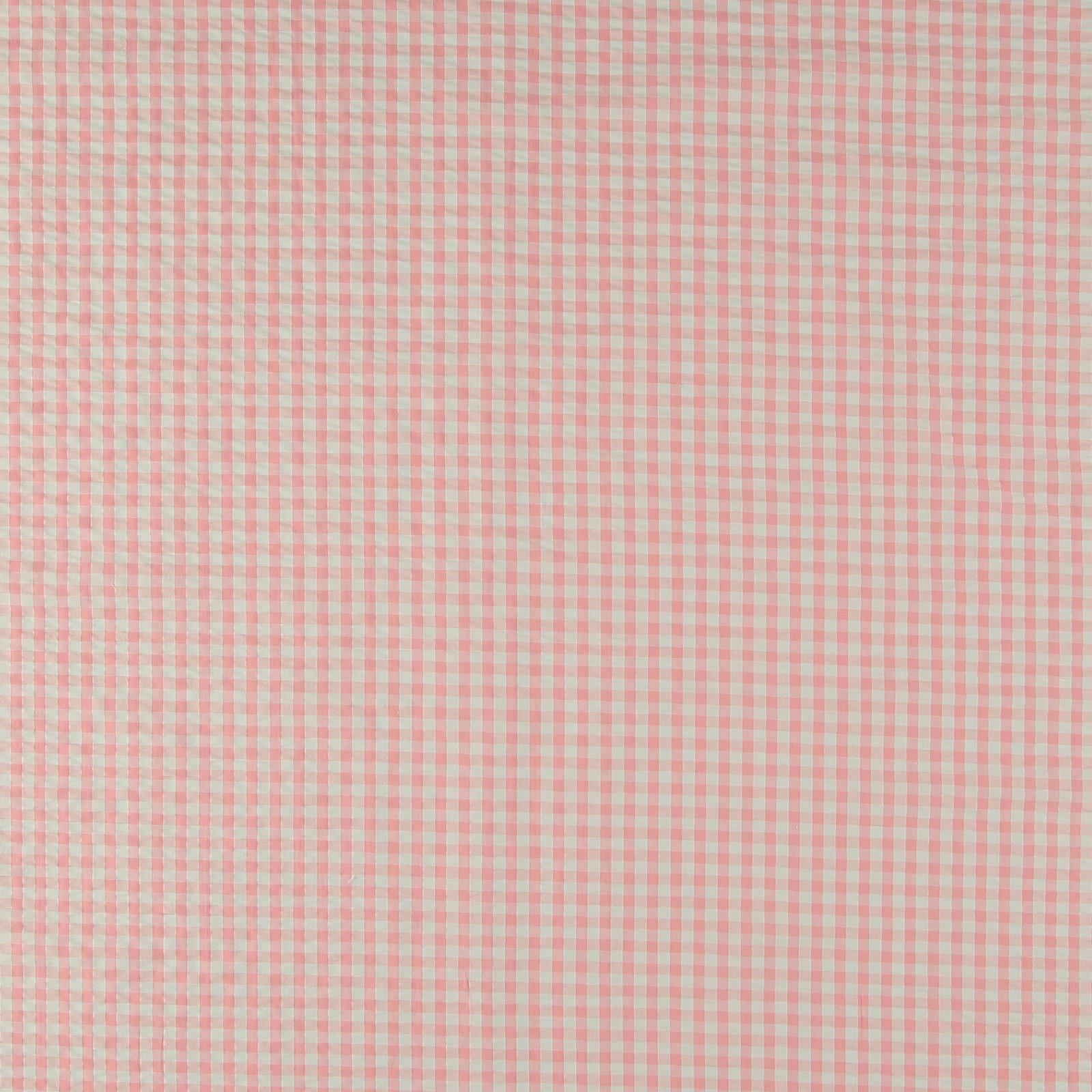 Organic seersucker pink/white check 580045_pack_sp