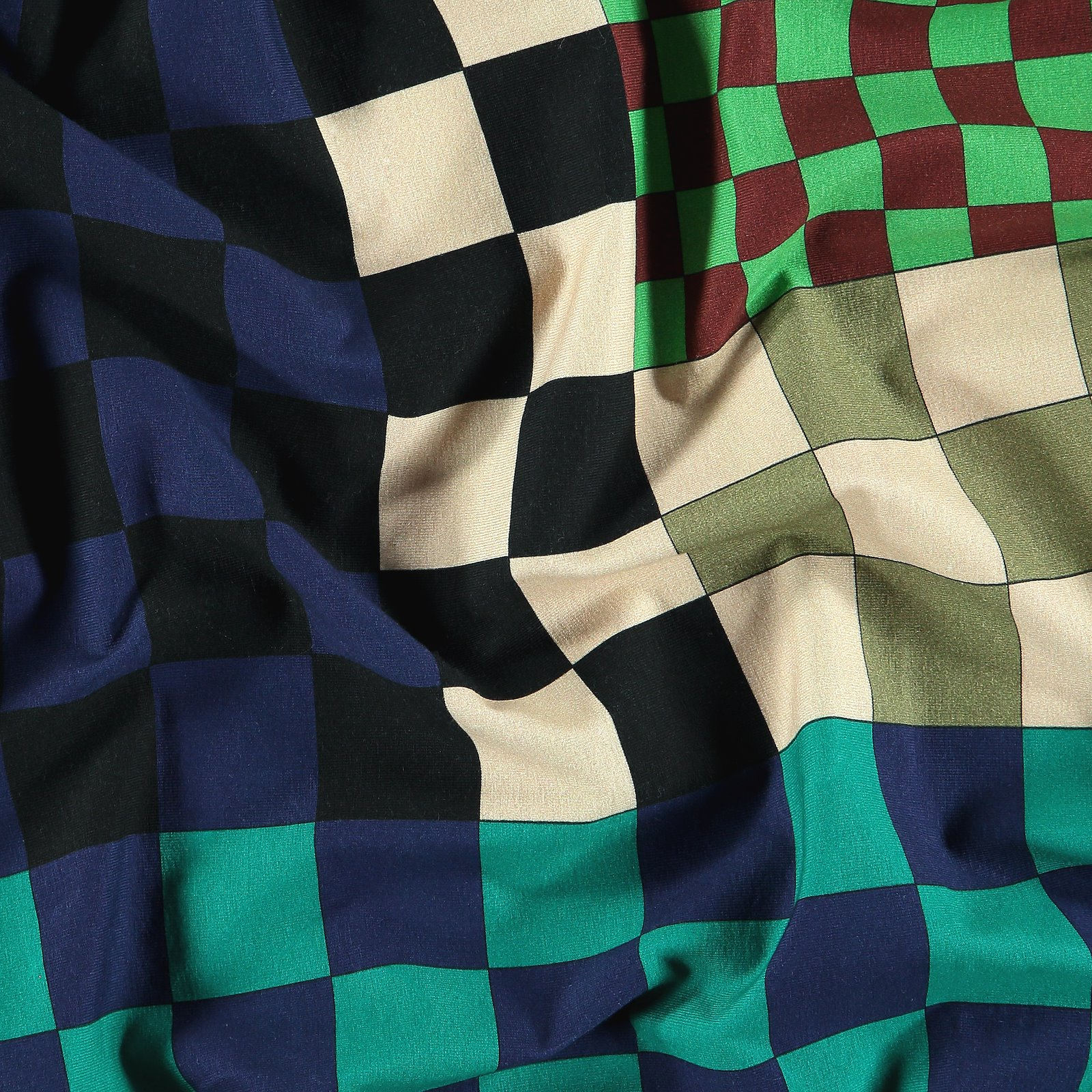 Organic st jersey w multicolored check 272807_pack