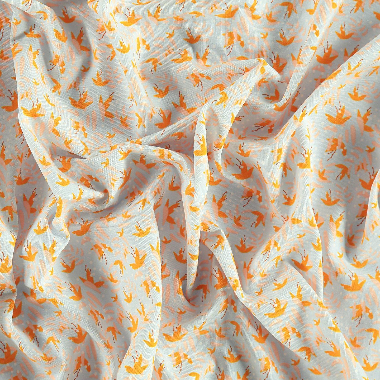 Organic Str.-Jersey, Blau mit Blättern 272741_pack