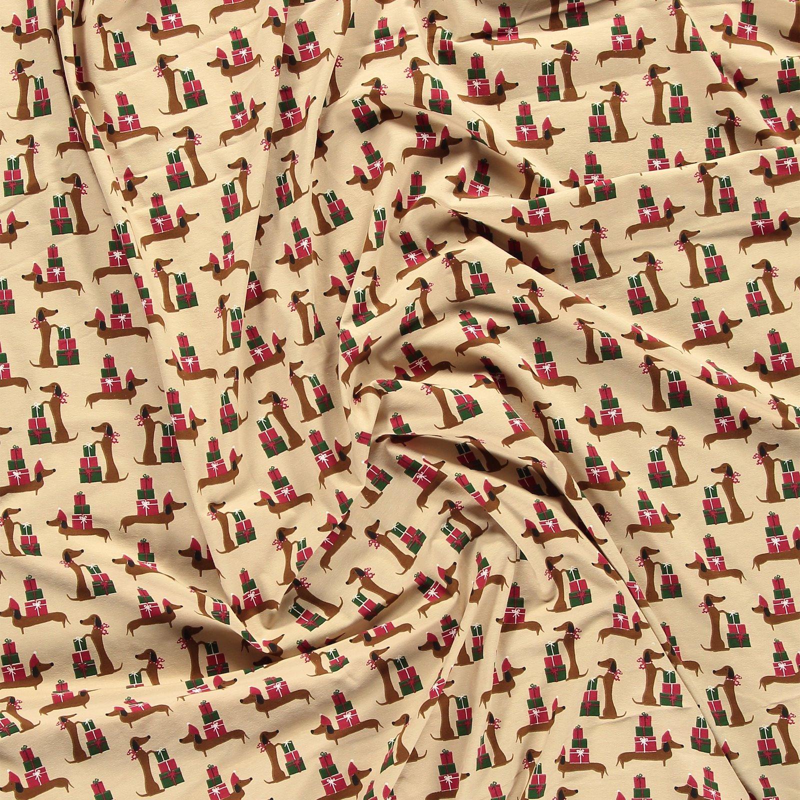 Organic str jersey sand w christmas dog 272849_pack