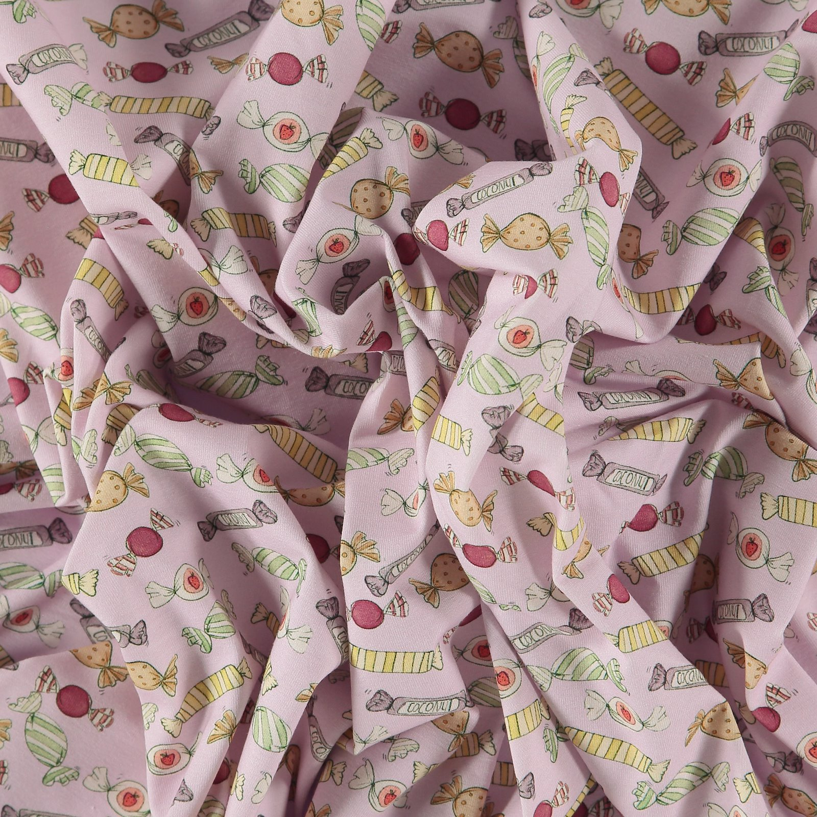 Organic stretch jersey rose with candy 272680_pack