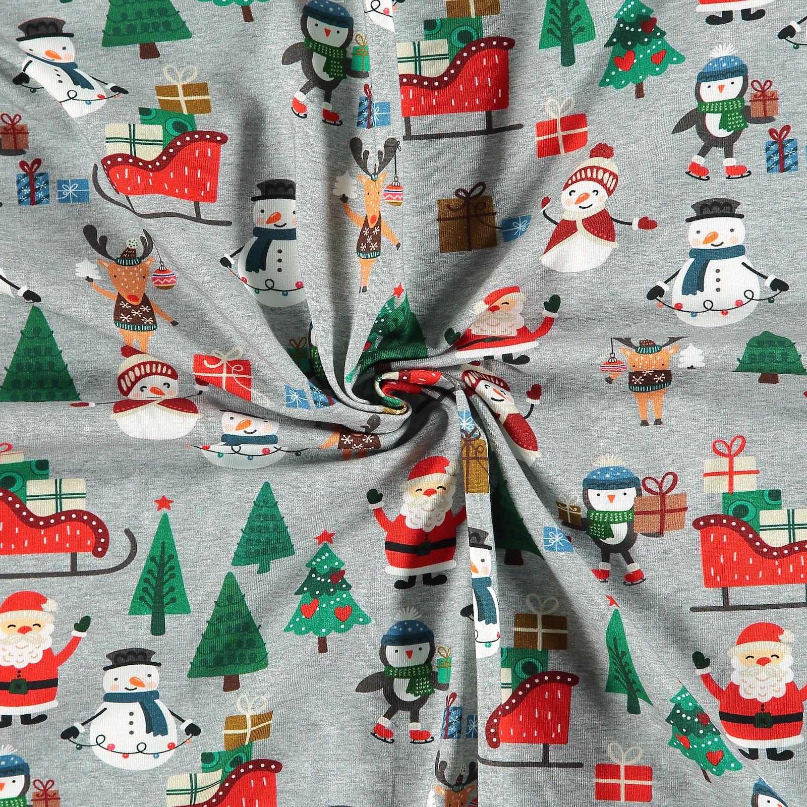 Organic stretch jersey w Christmasfigure 272338_pack