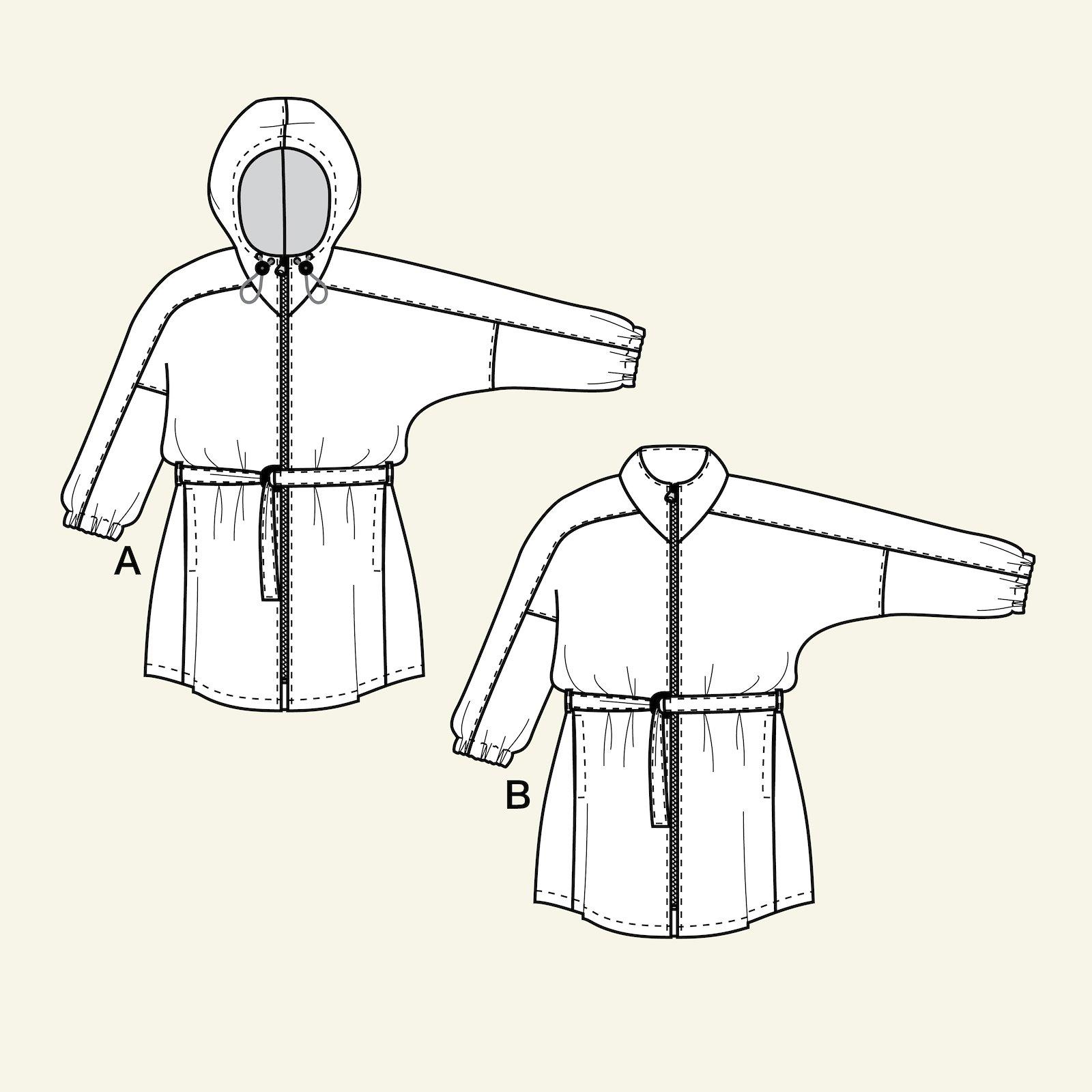 Oversize coat p24046_pack