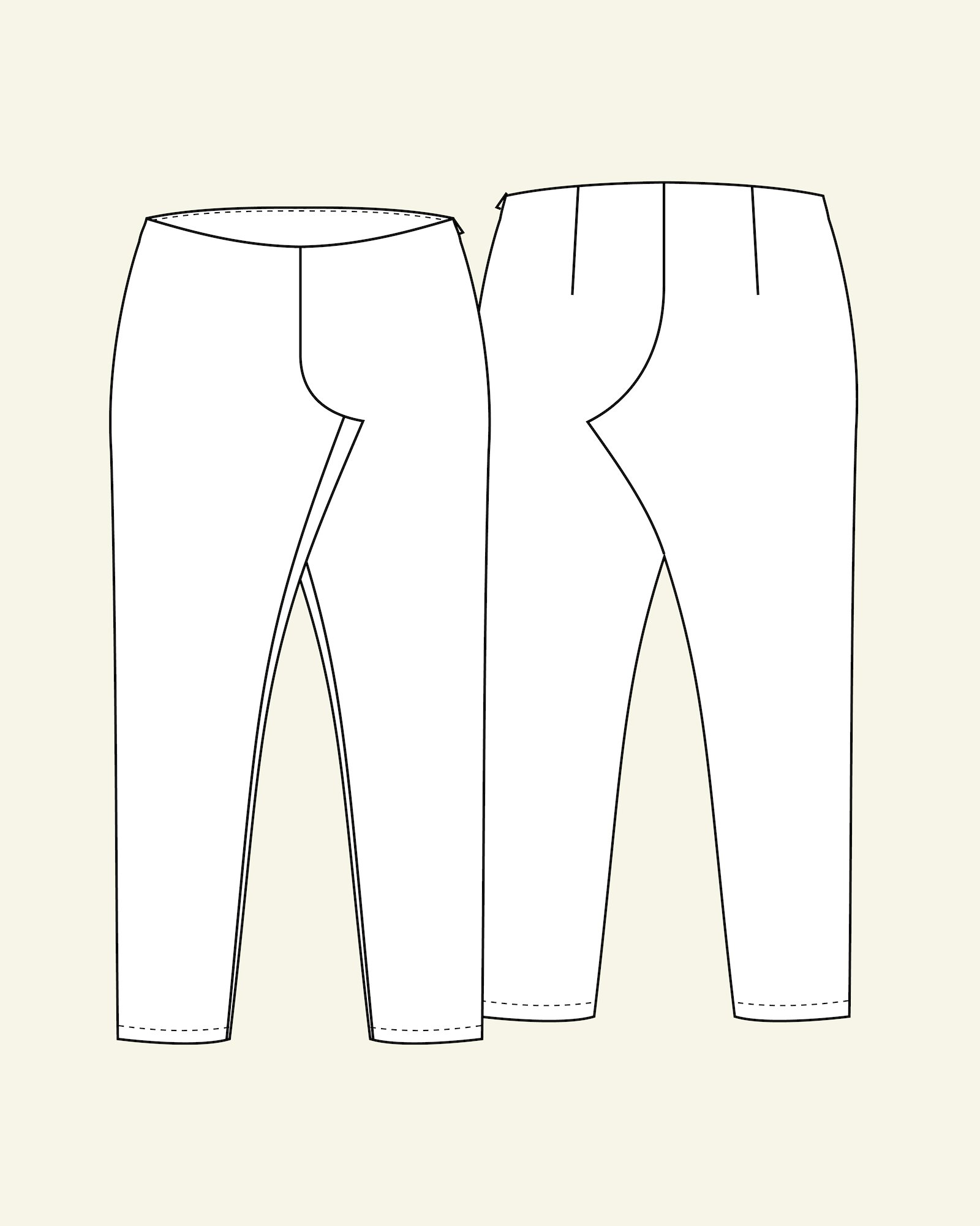 Trousers, 34/6