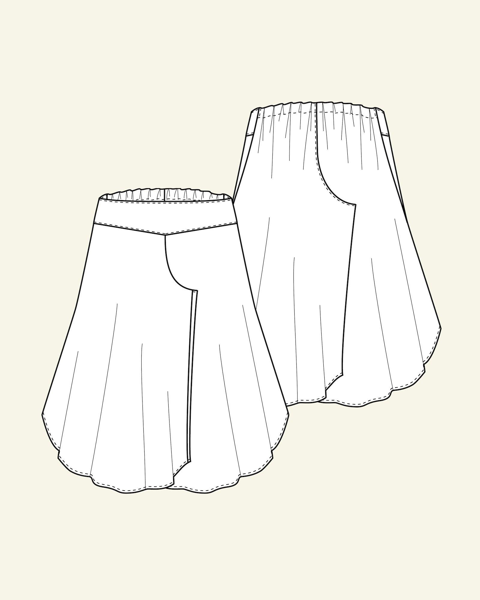 Panst skirt