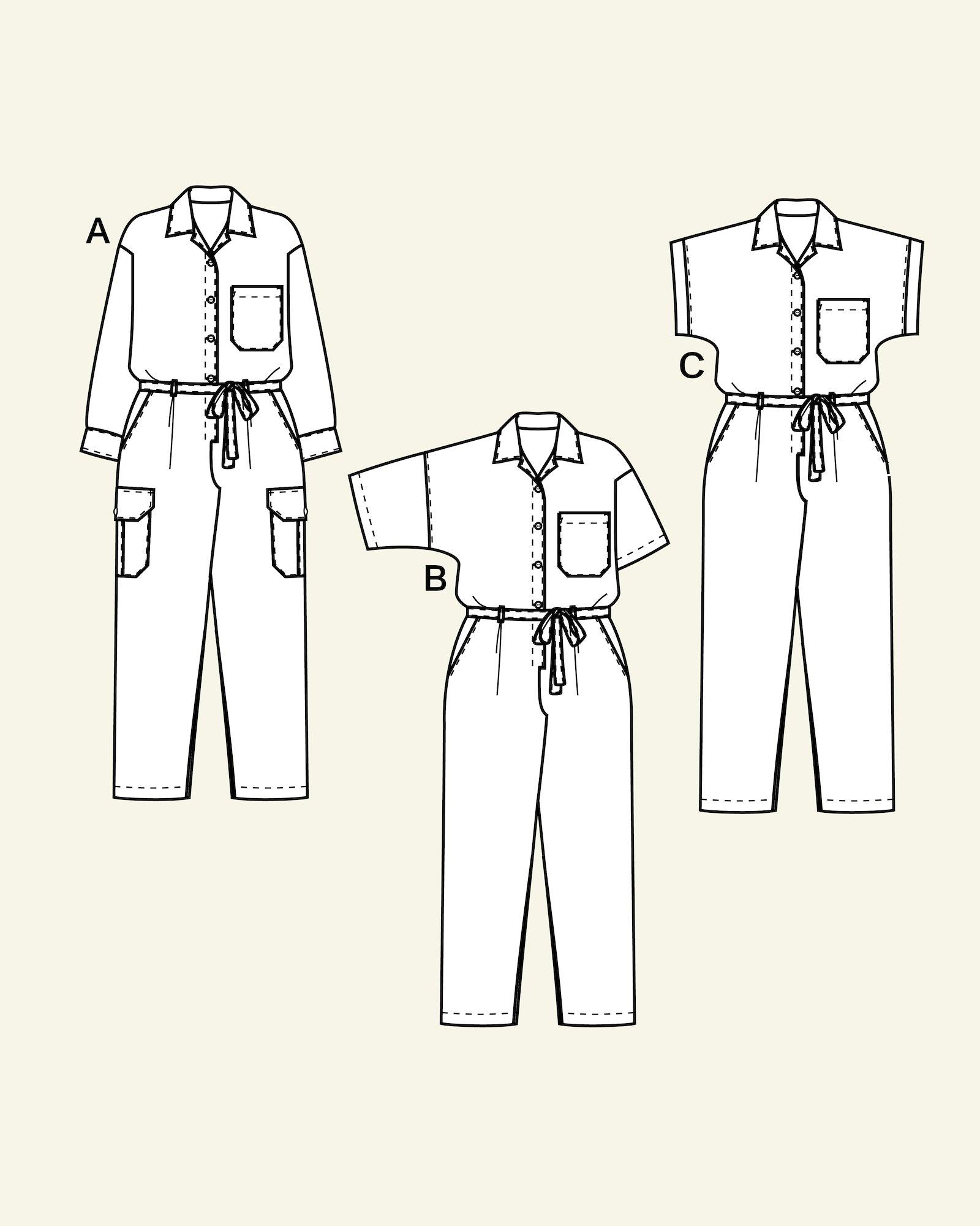 Trouser suit, 44/16