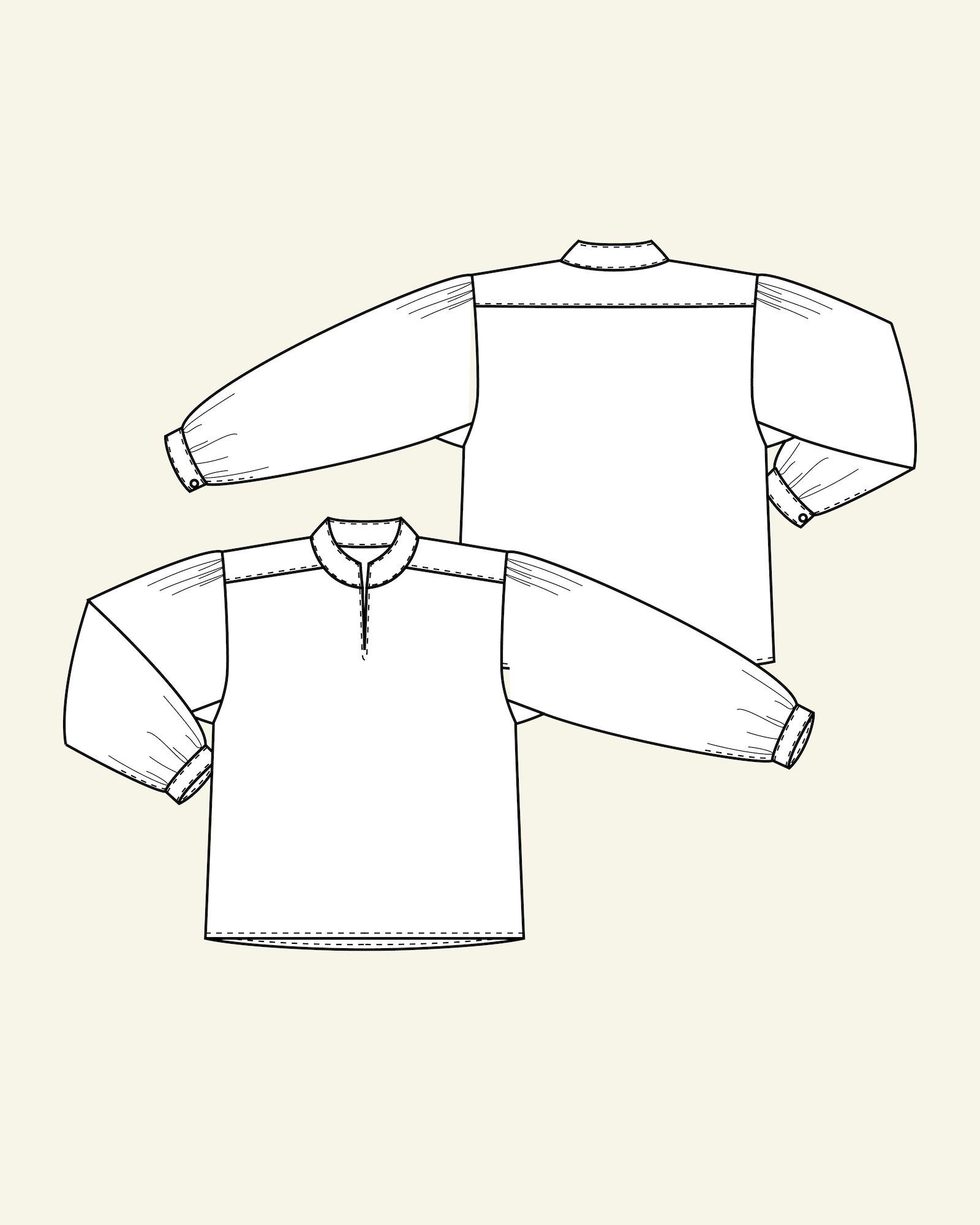 Holzfällerhemd, 34