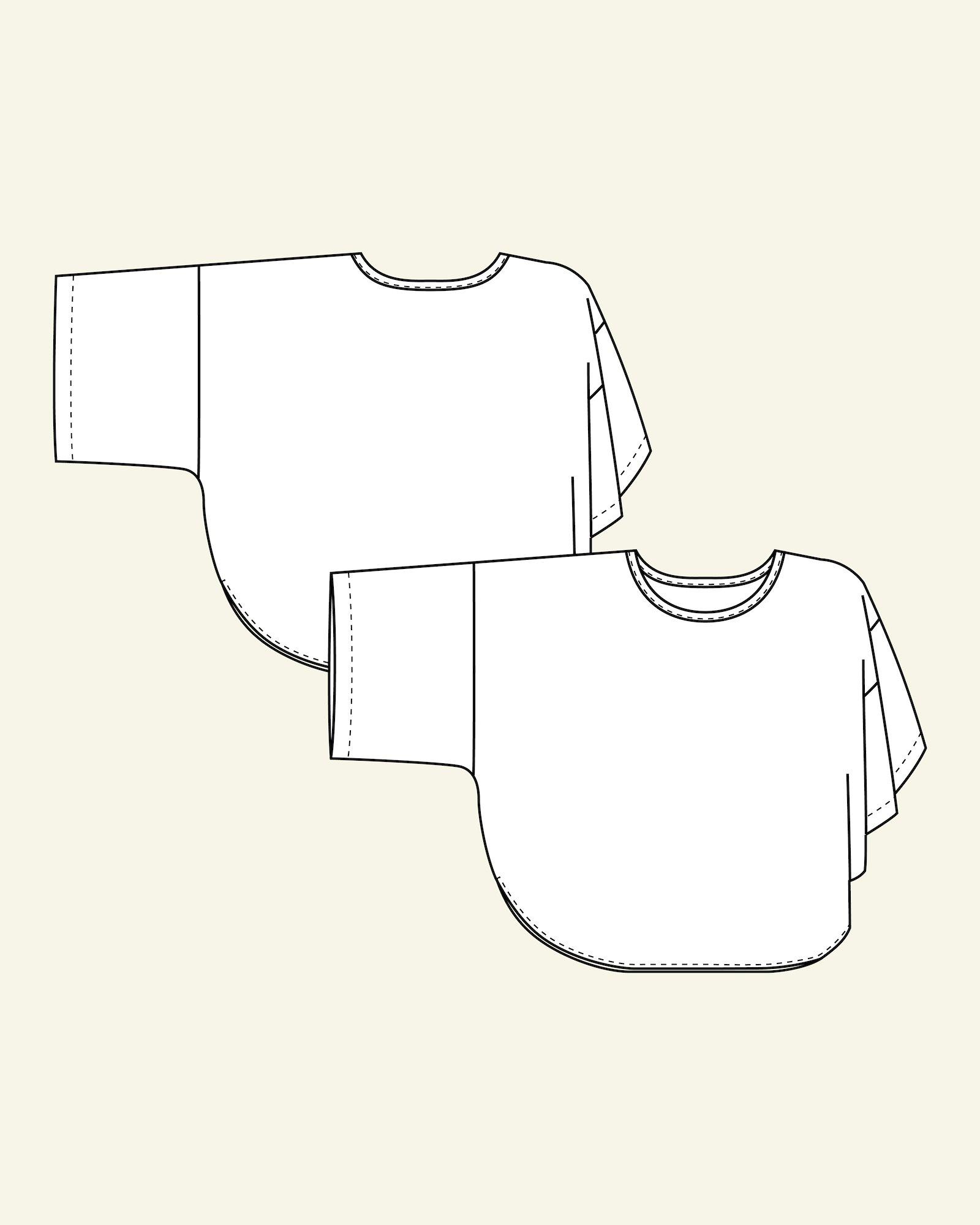 Oversize blouse, S/M