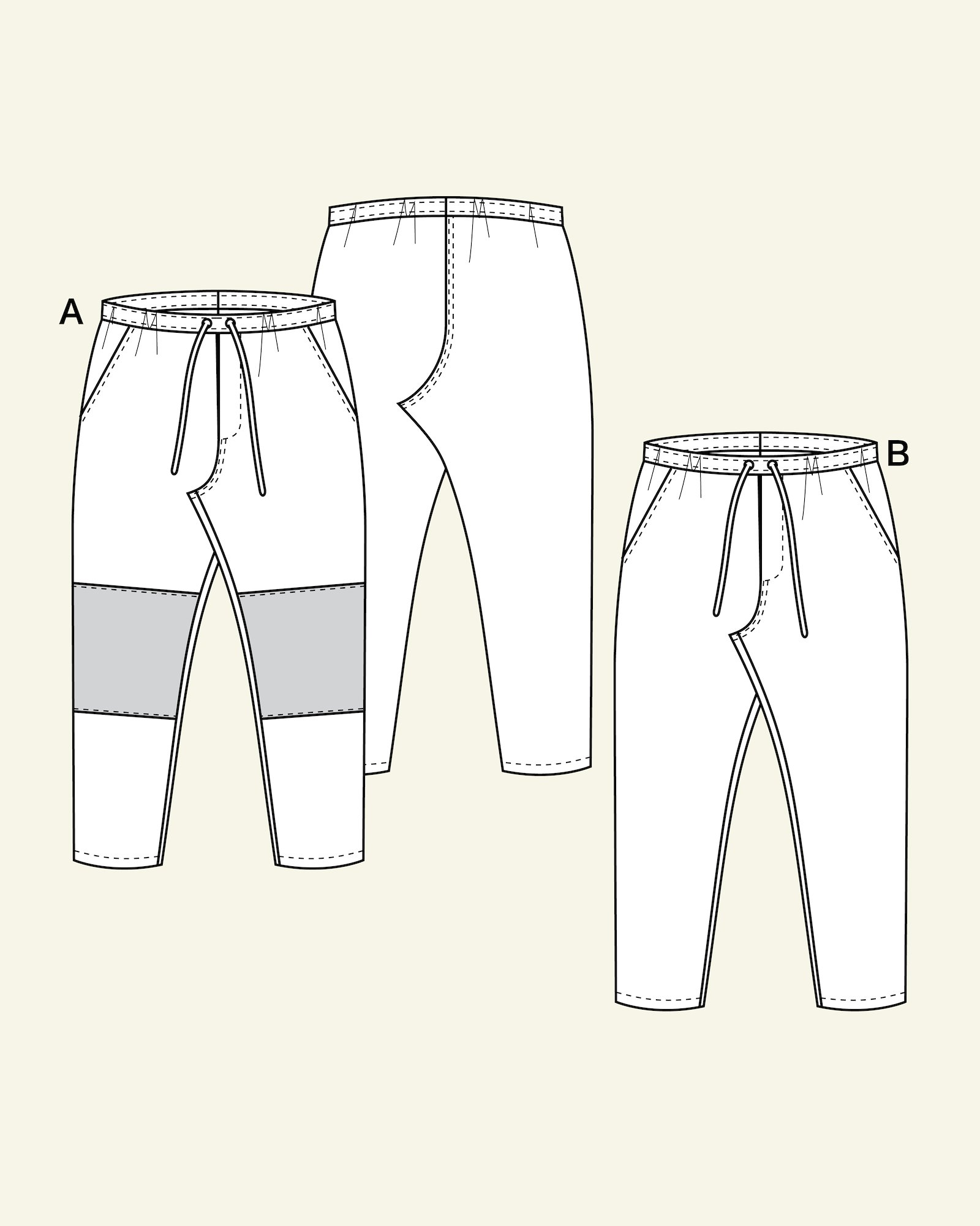Trousers, 104/4y