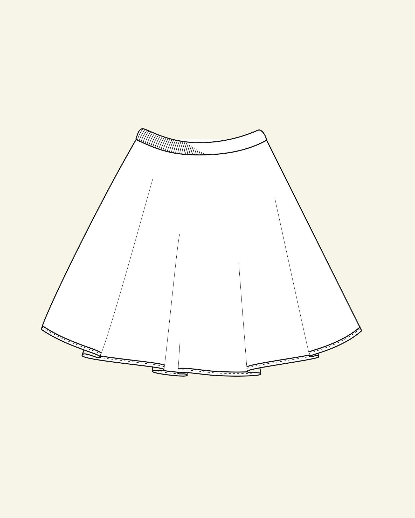 Skirt circular