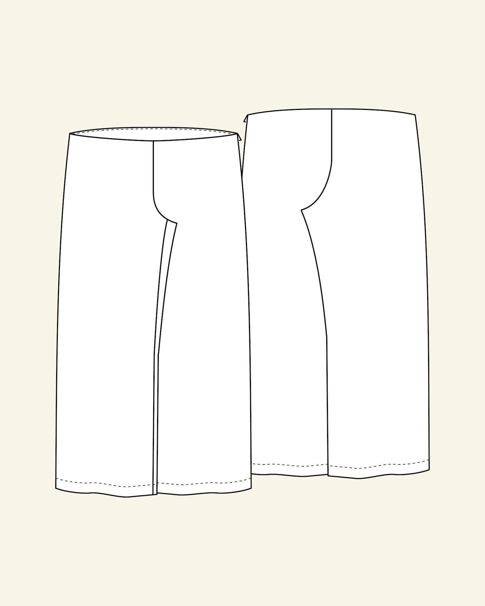 Boot cut trousers, 46/18