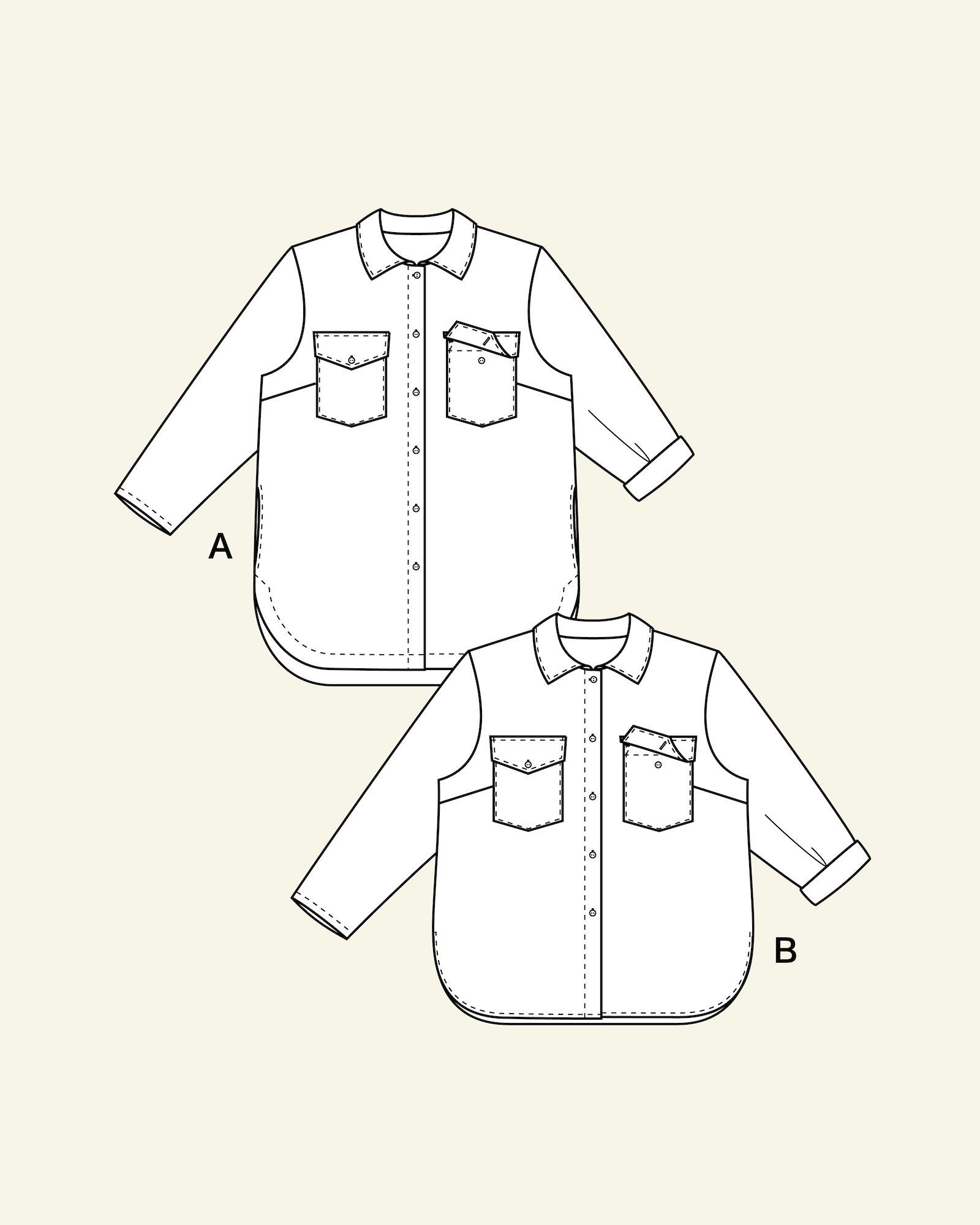 Shirt jacket, 60/32