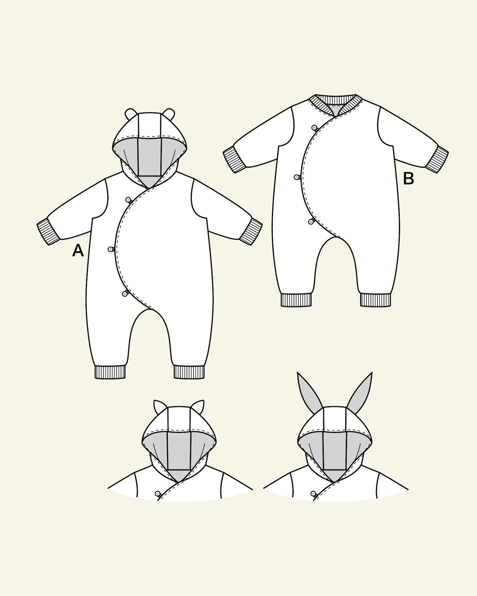 Full body suit, 62/2m