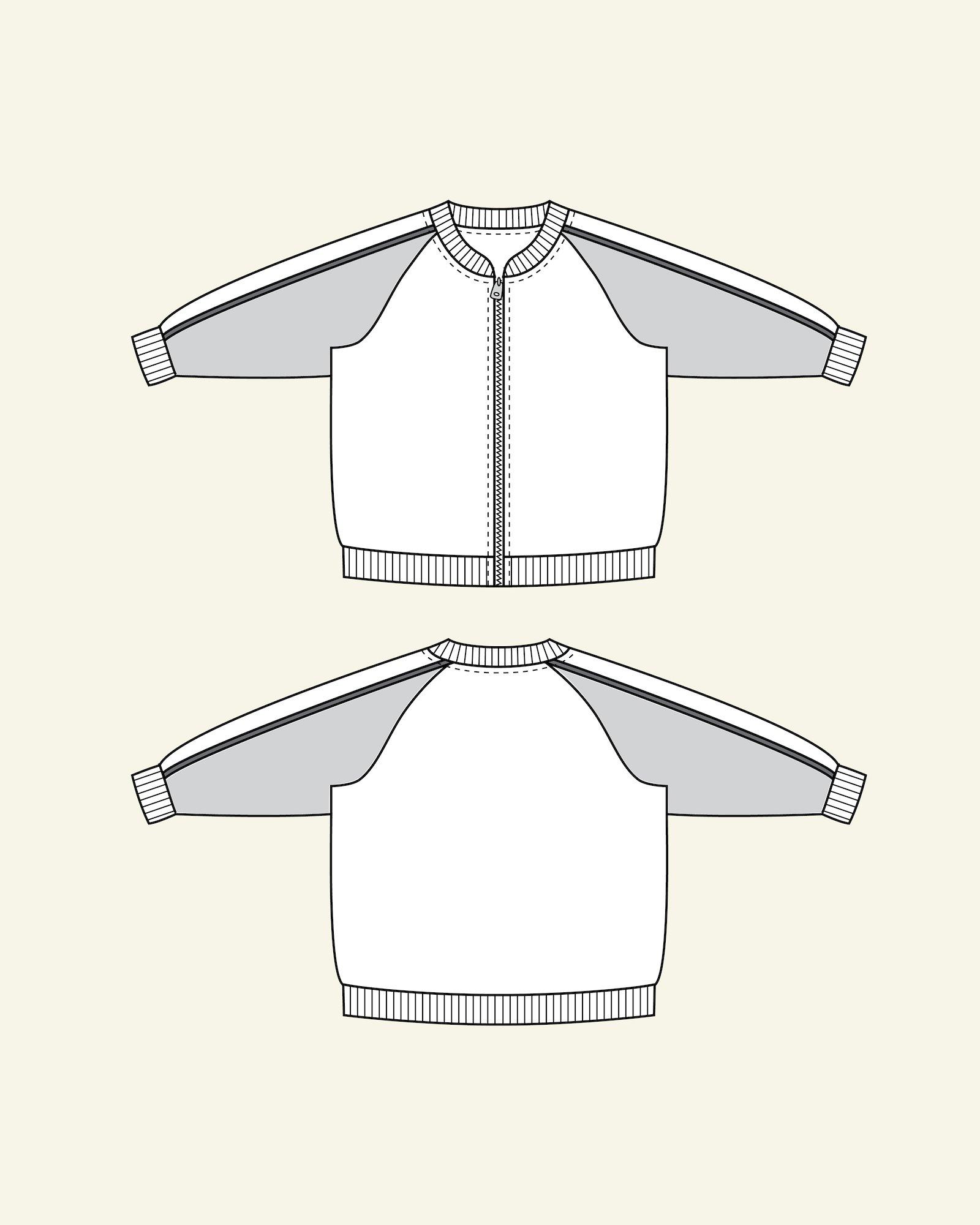 Bomber jacket, 74/9m