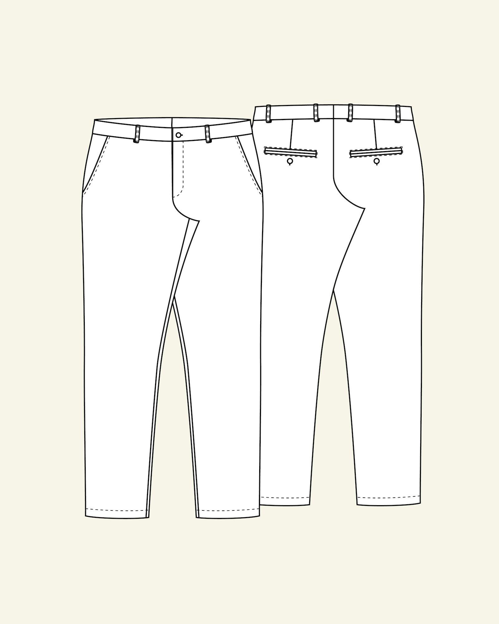 Chino trousers, 46