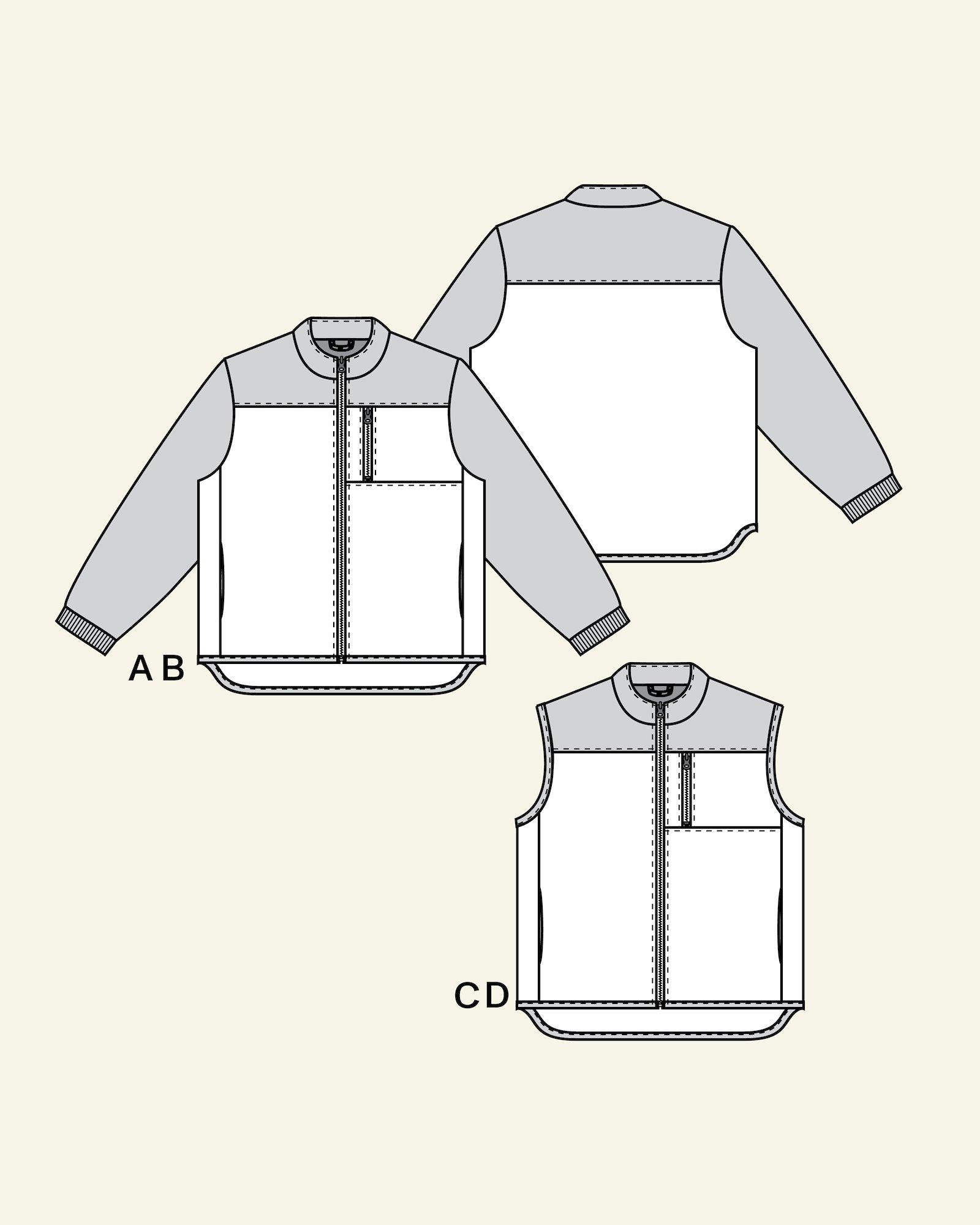 Jacket and waistcoat, 46/18