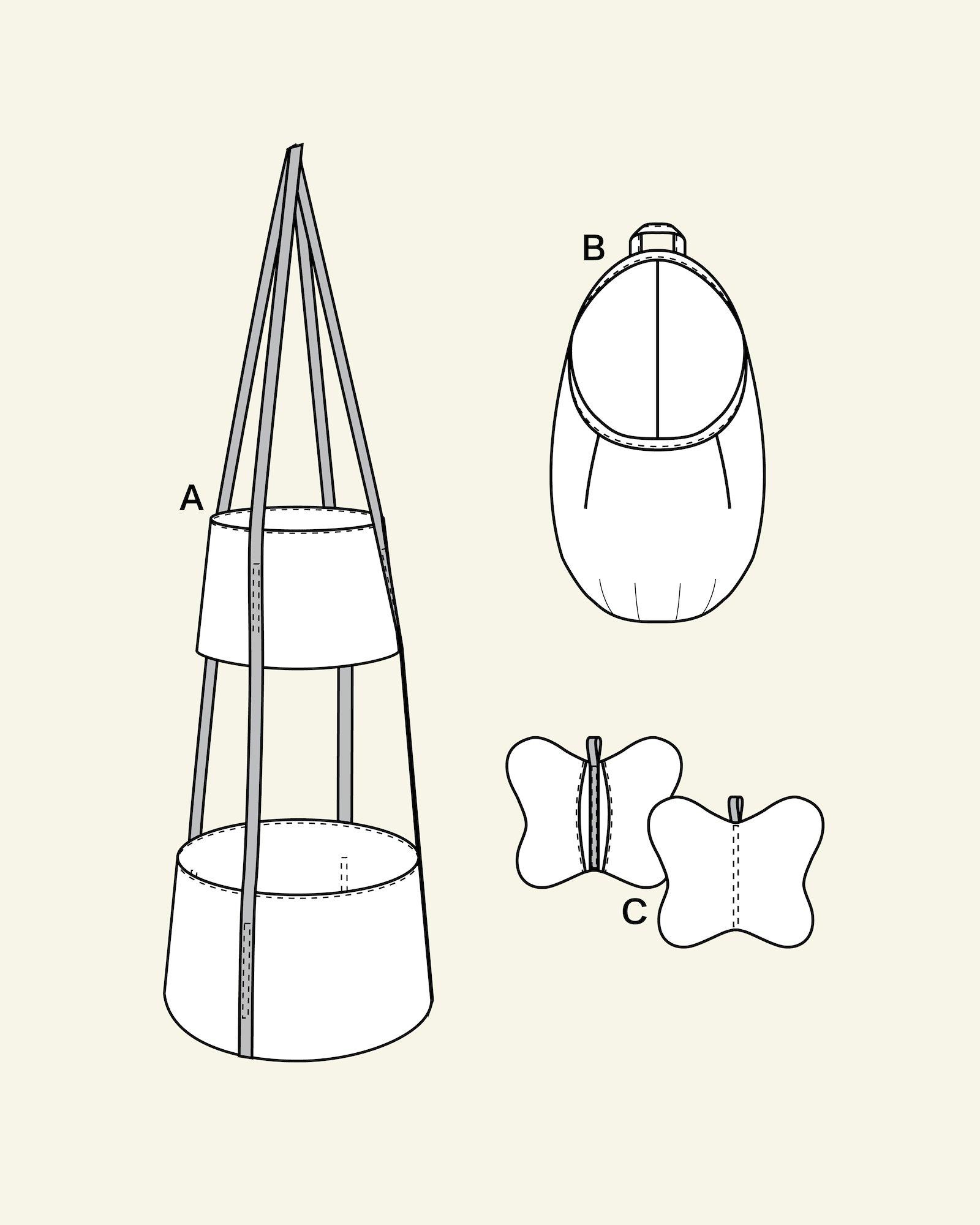 Hanging basket and pot holders