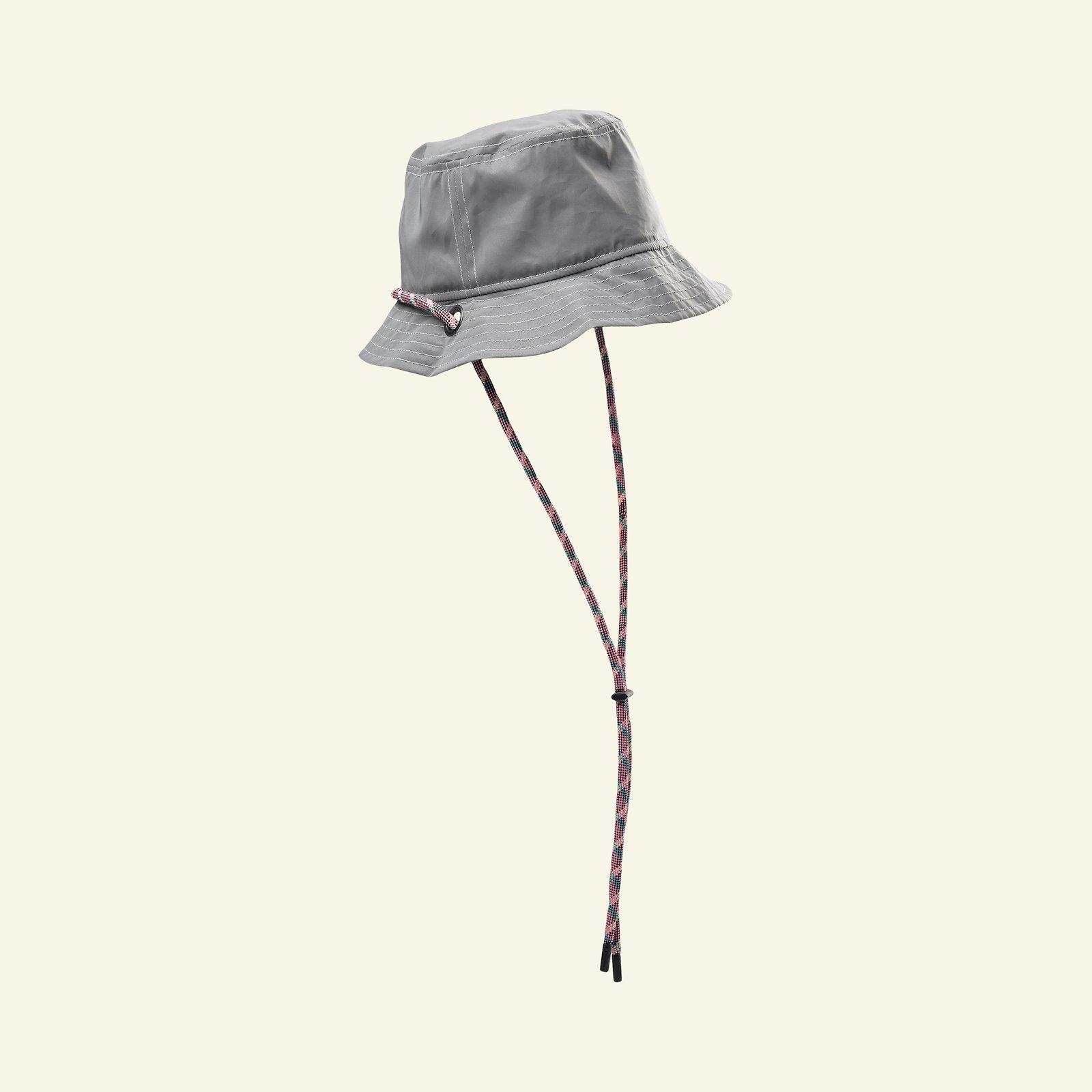 Parachute cord check 8mm rose/petrol 3m p90325_600533_910285_22279_43690_43730_43702_sskit